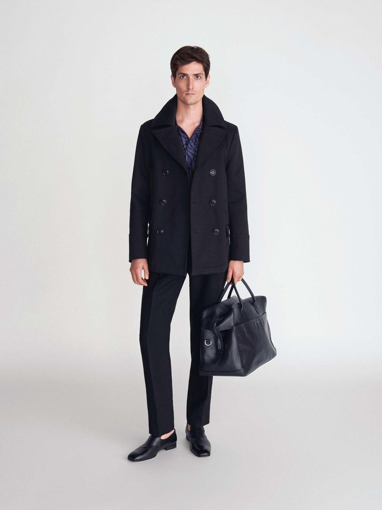 Solen Shoes in Black from Tiger of Sweden