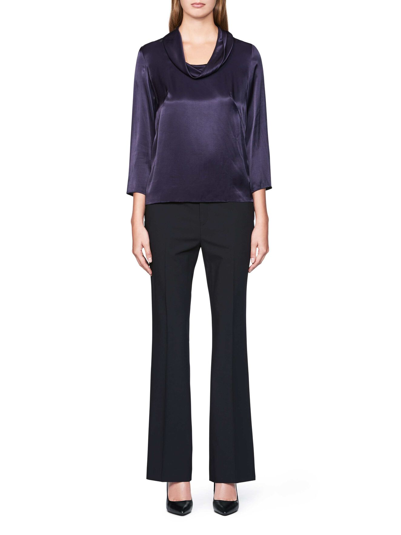 SASSA BLOUSE in Deep Well from Tiger of Sweden
