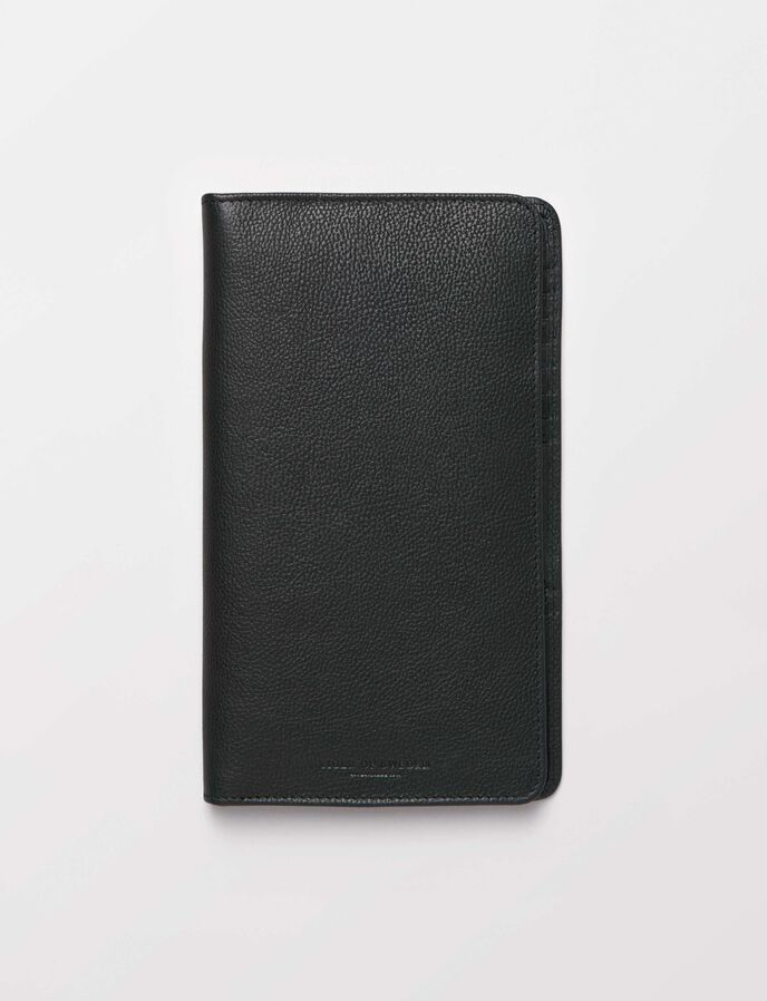 Guimard passport holder in Black from Tiger of Sweden