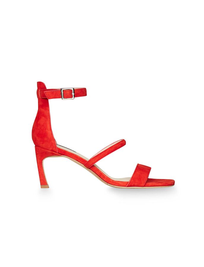 NEXOE SANDAL in Bright Orange from Tiger of Sweden