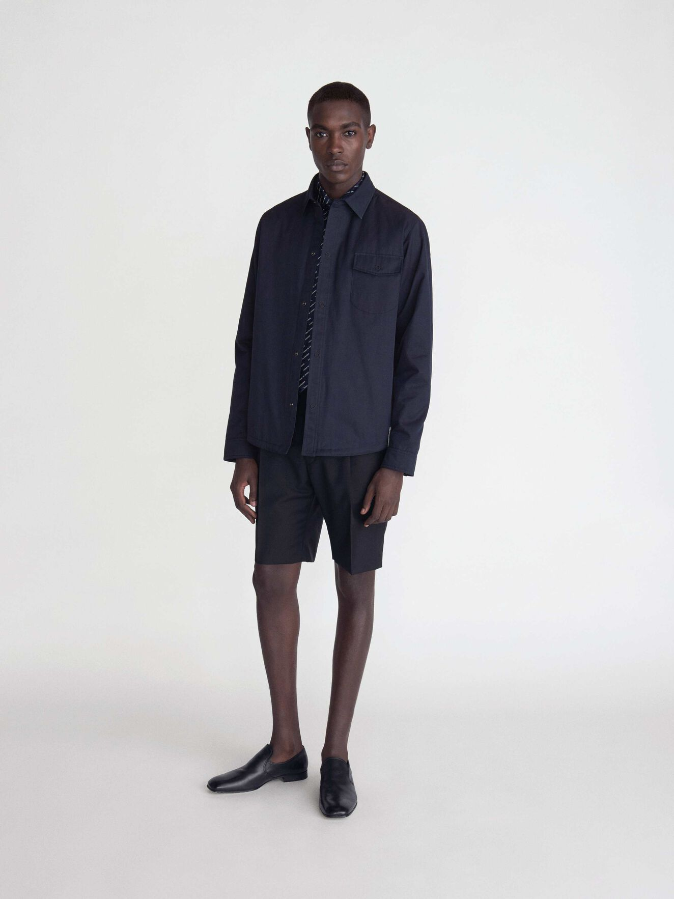 Olbany Jacket in Light Ink from Tiger of Sweden