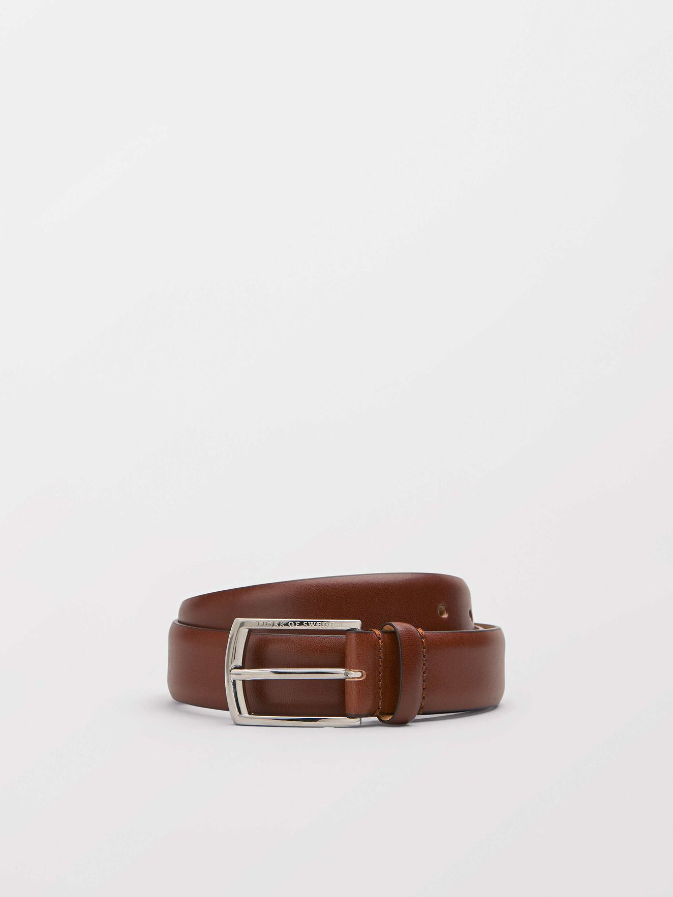 Asenby Belt in Cognac from Tiger of Sweden