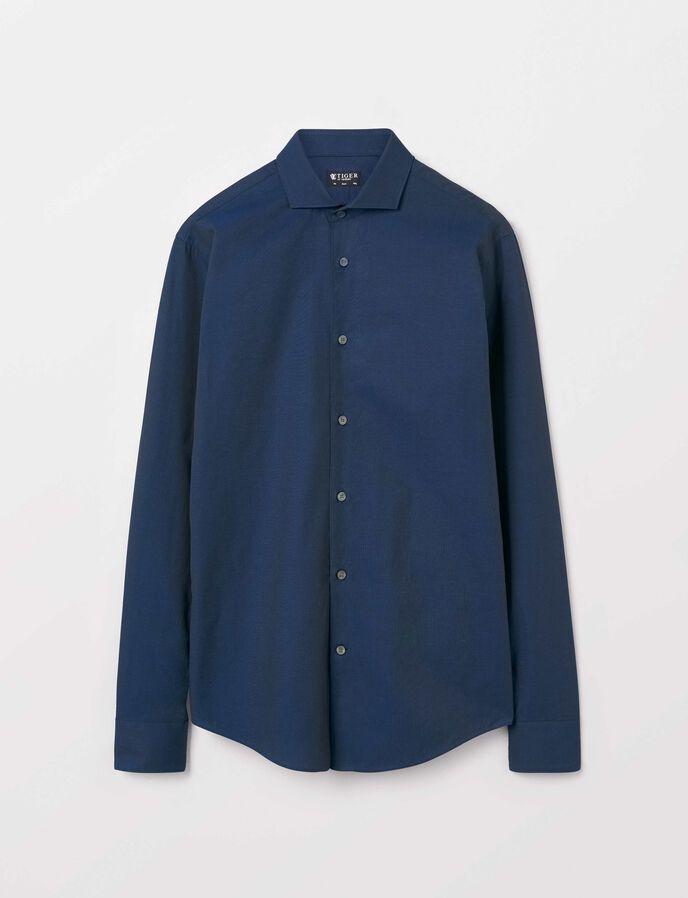 Farrell 5 Shirt in Pop Blue from Tiger of Sweden