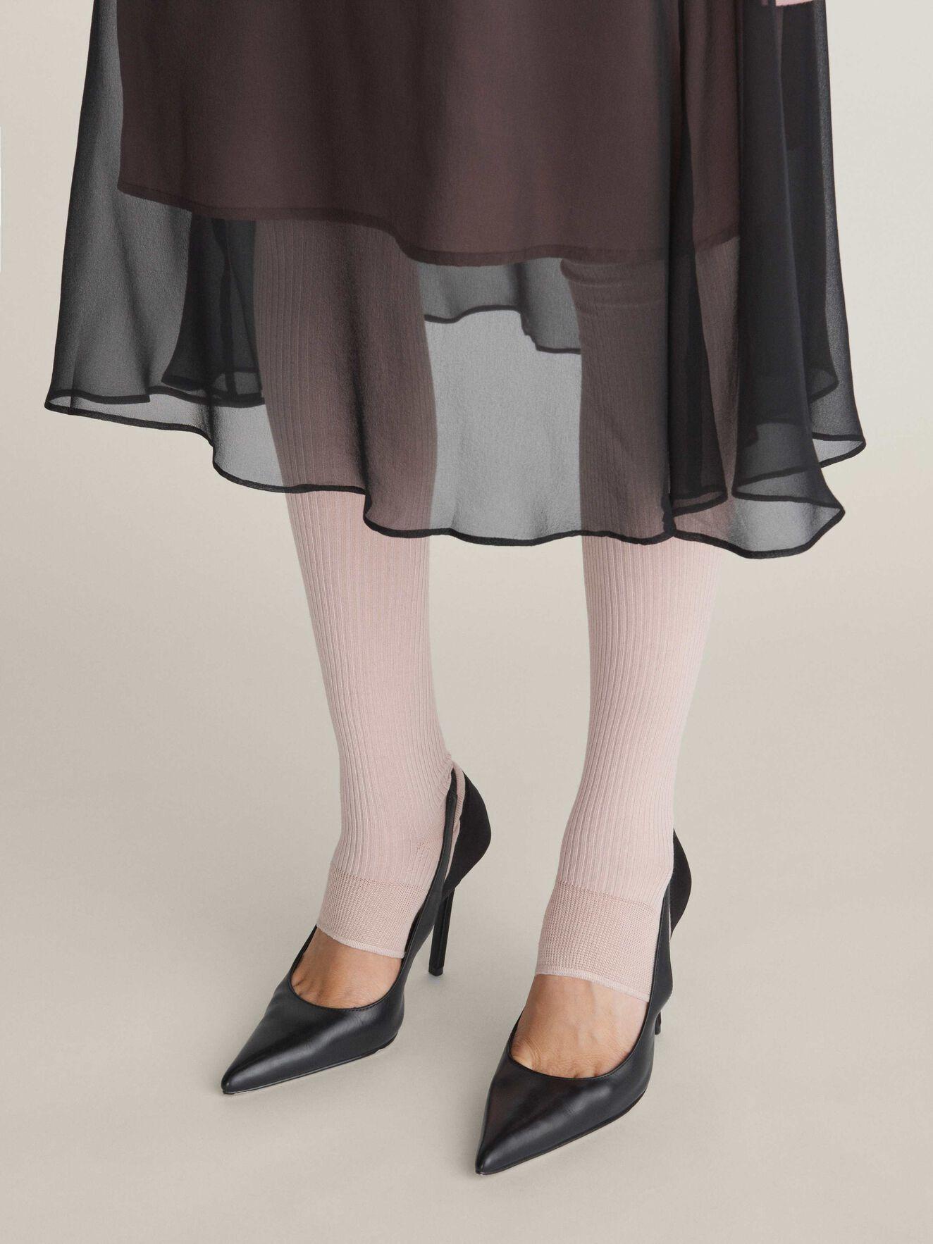 Majo Skirt in Midnight Black from Tiger of Sweden