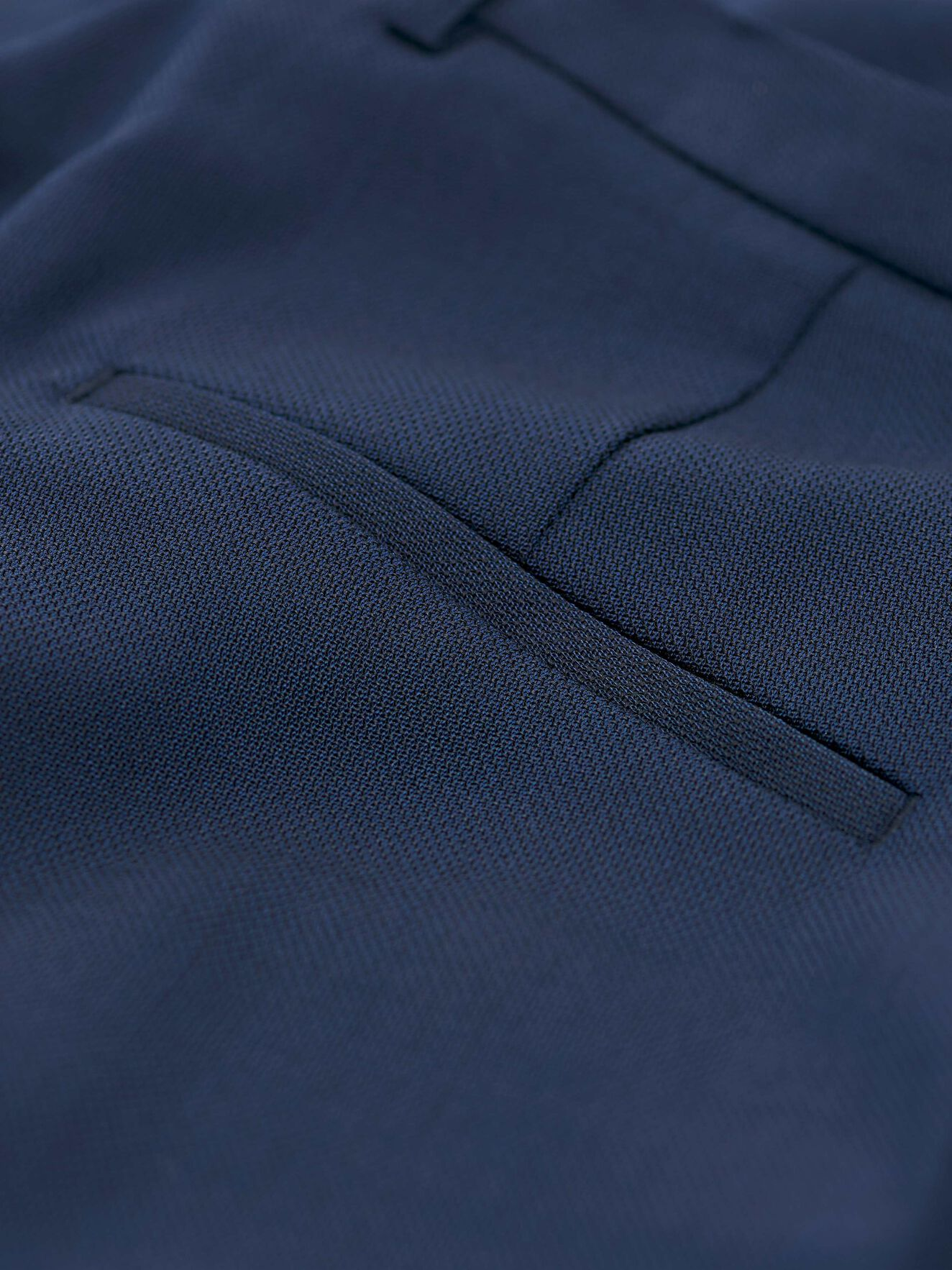 Lovann 5 Trousers in Peacoat Blue from Tiger of Sweden