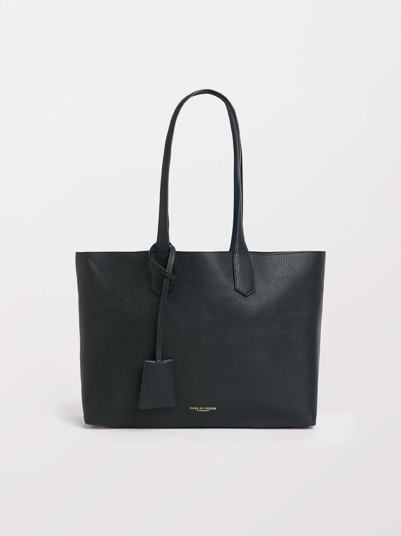 Sac Cabas Ornis in Black from Tiger of Sweden