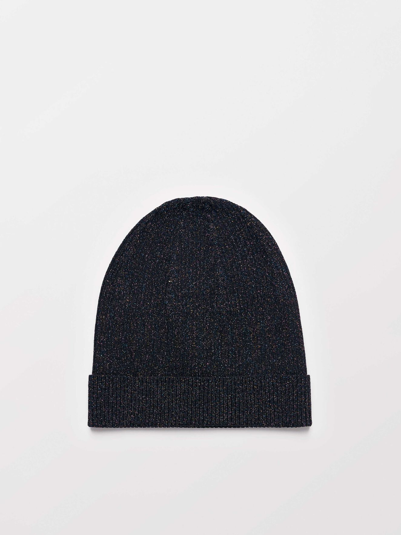 Fagiolo L Beanie in Midnight Black from Tiger of Sweden