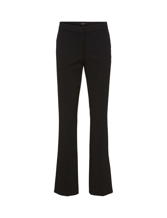 ANTIGO TROUSERS in Midnight Black from Tiger of Sweden