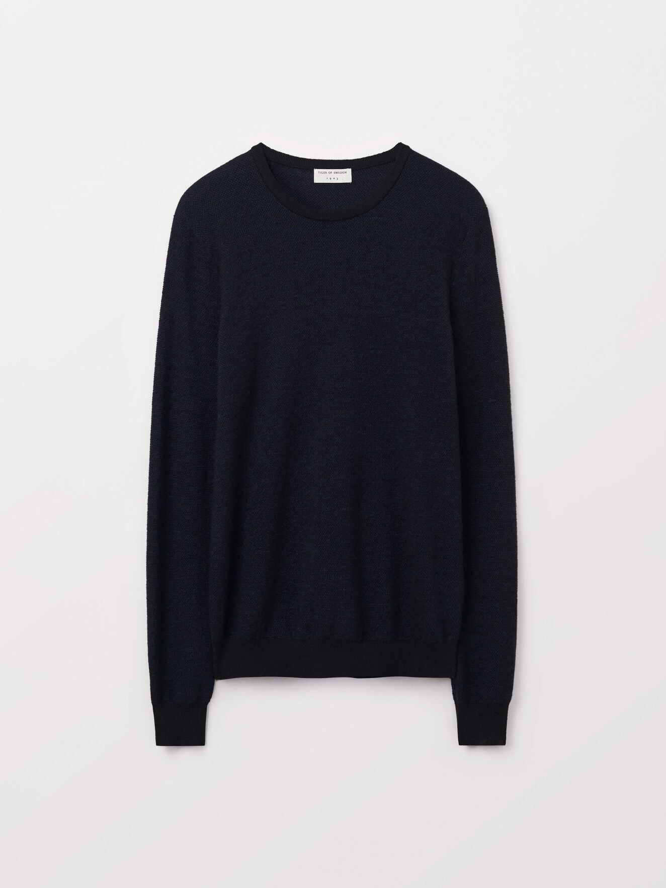 Nimpy Pullover in Black from Tiger of Sweden