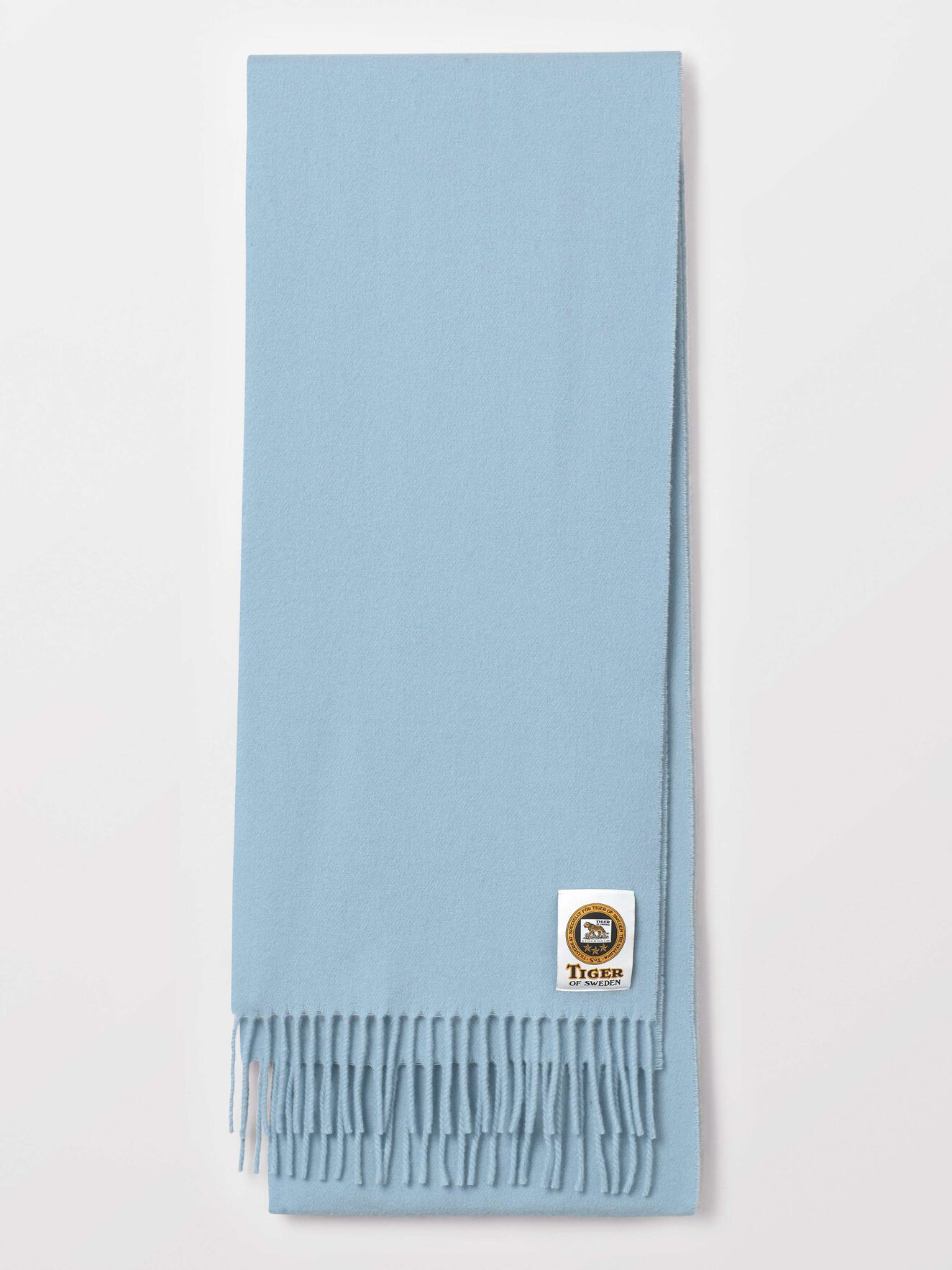 Standart Scarf in Silver Blue from Tiger of Sweden