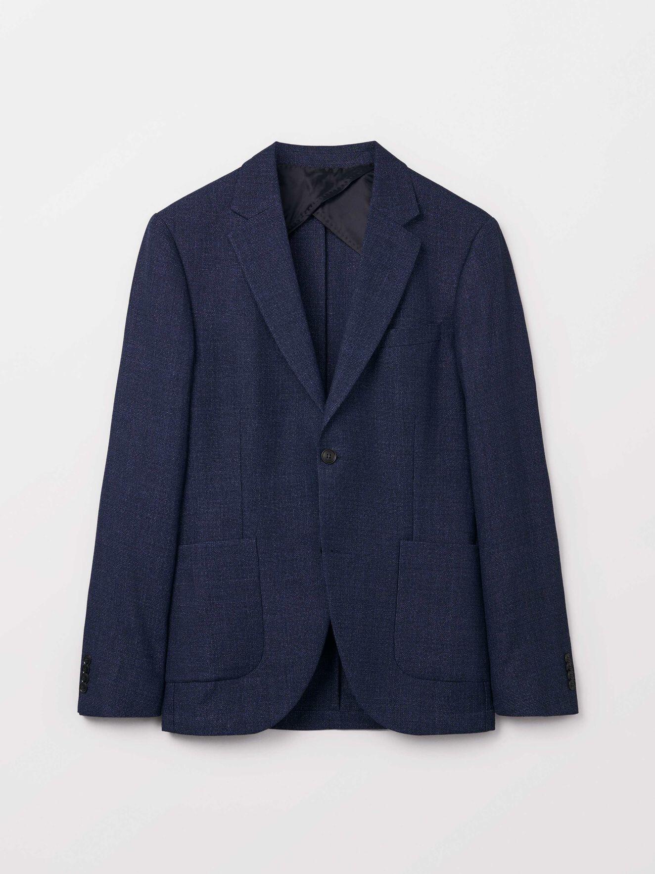Jamot Hl Blazer in Soft blue from Tiger of Sweden