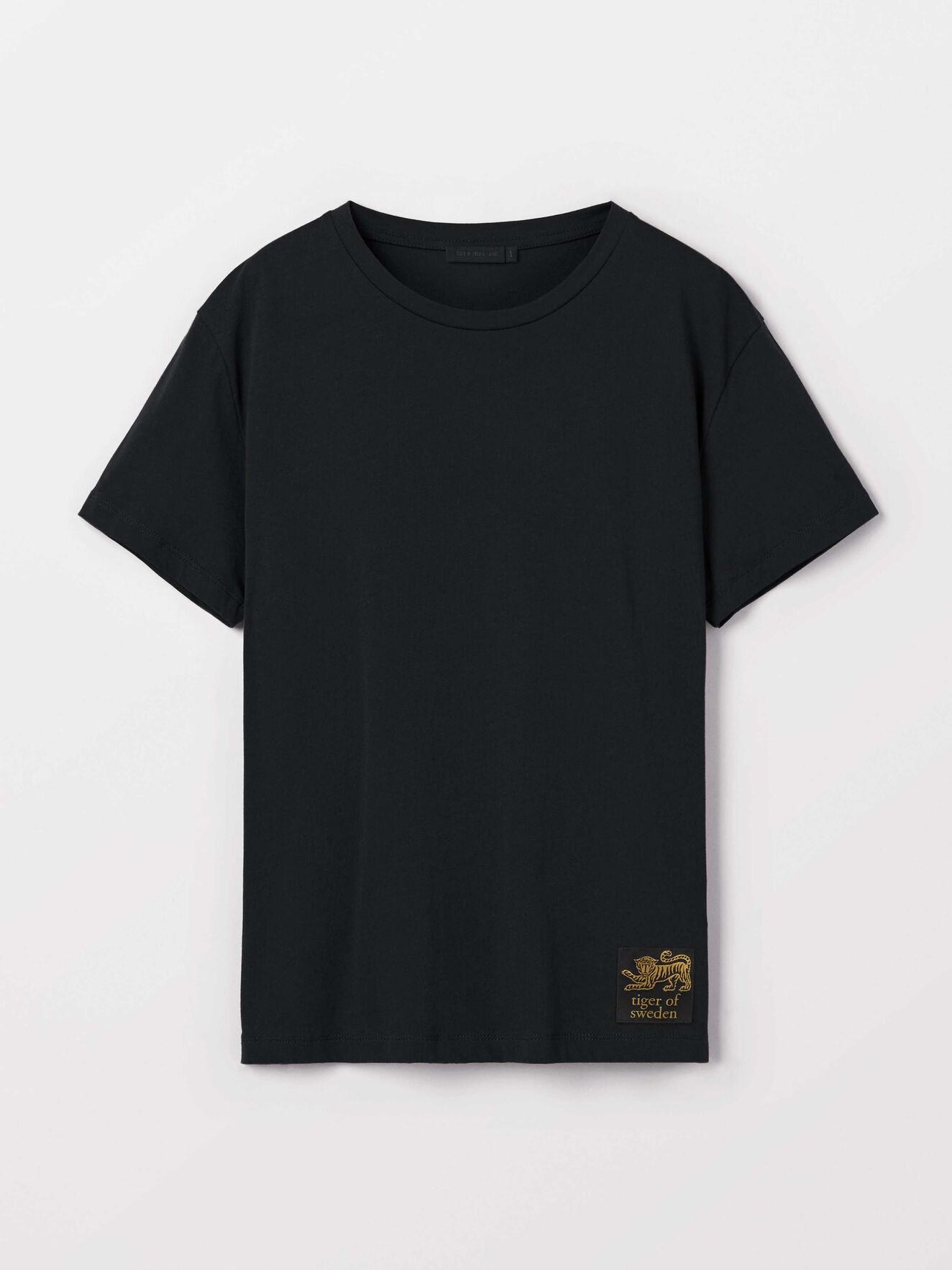 Dawn T-Shirt   in Black from Tiger of Sweden