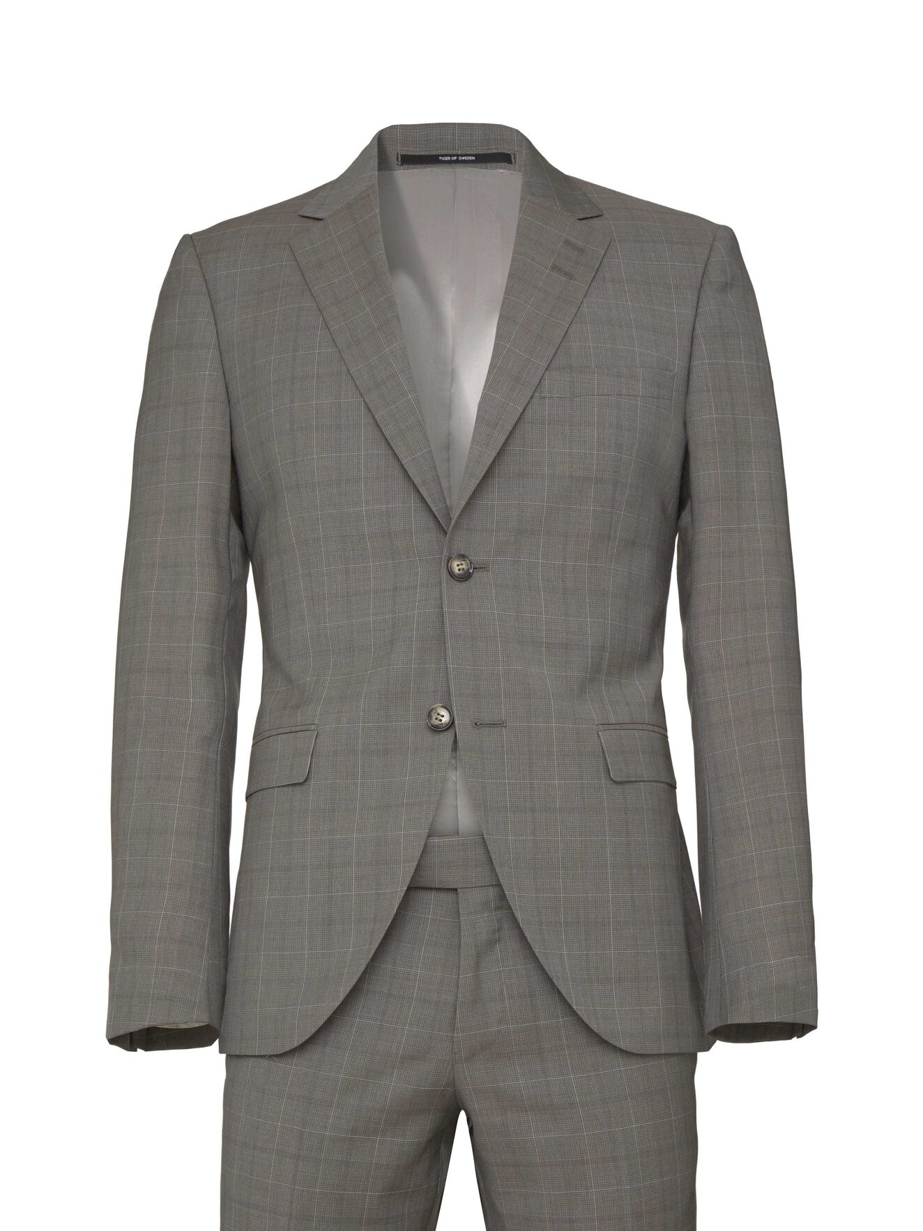 Lamonte Suit in Tiger Eye from Tiger of Sweden