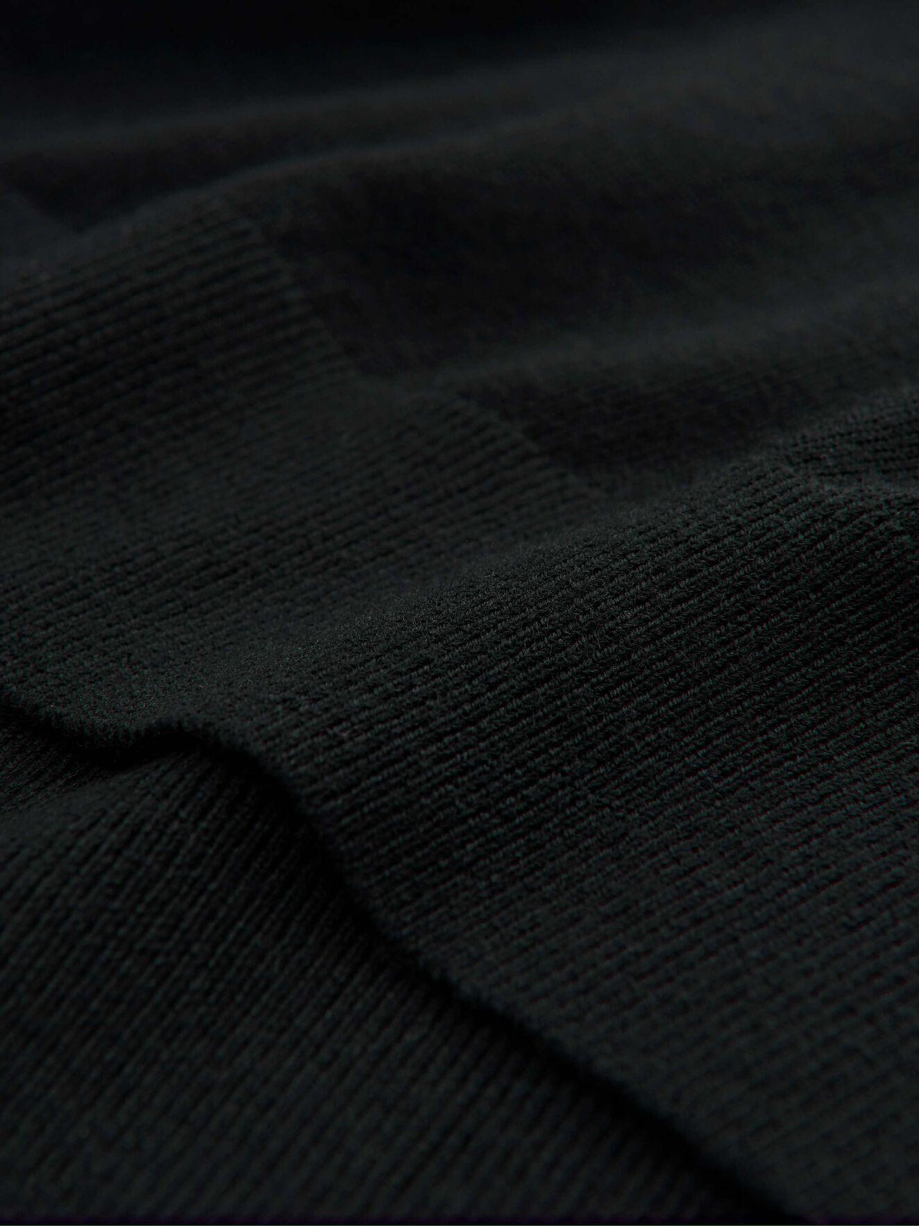Nevile Pullover in Black from Tiger of Sweden