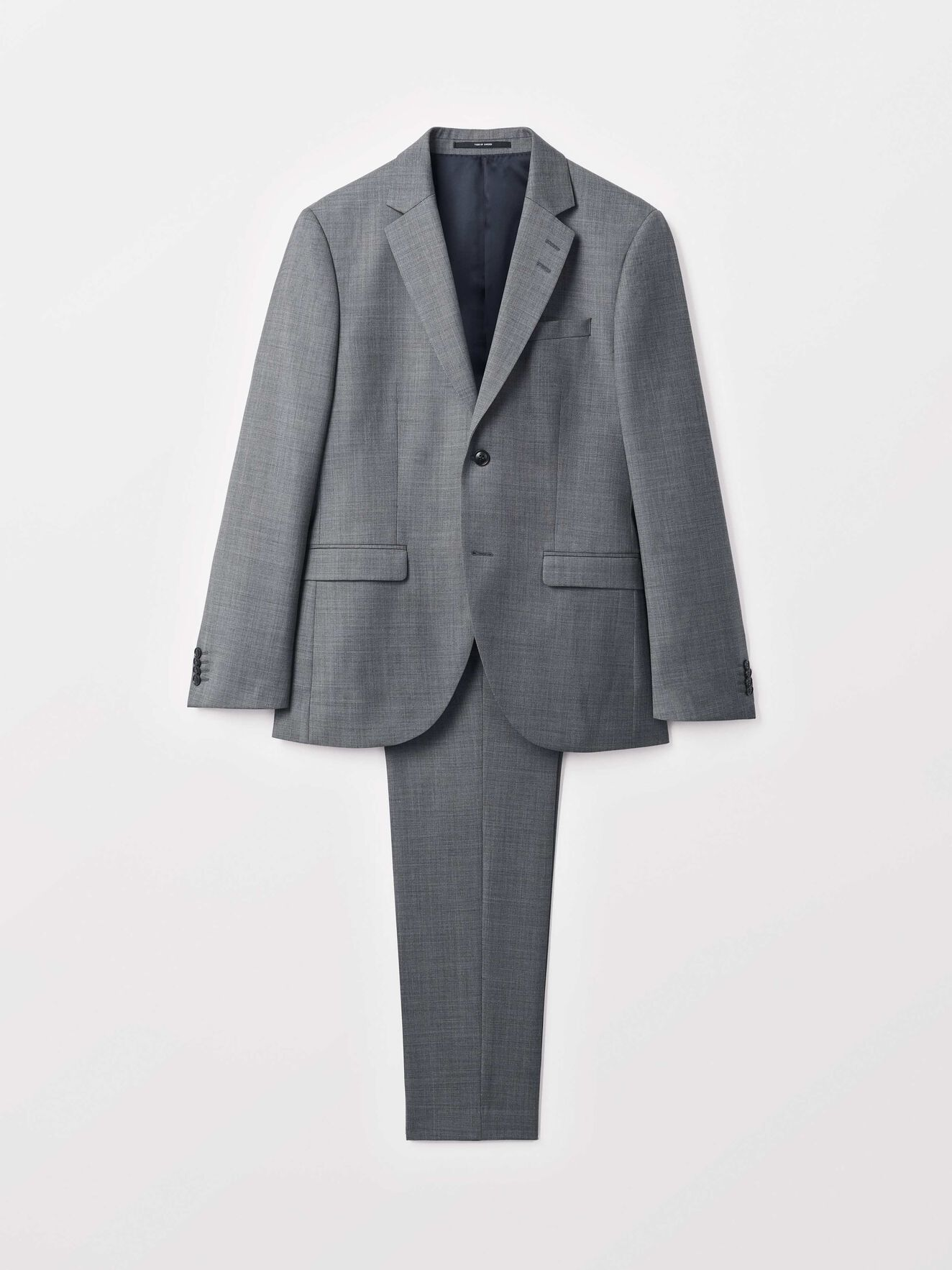 S.Jamonte Suit in Iron Gate from Tiger of Sweden