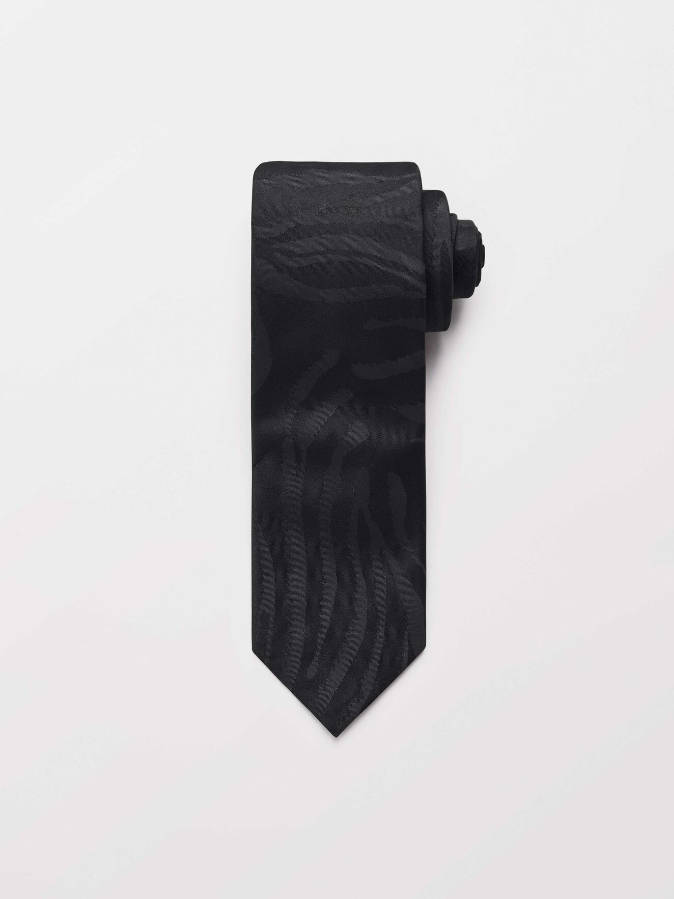 Tenor Tie in Light Ink from Tiger of Sweden