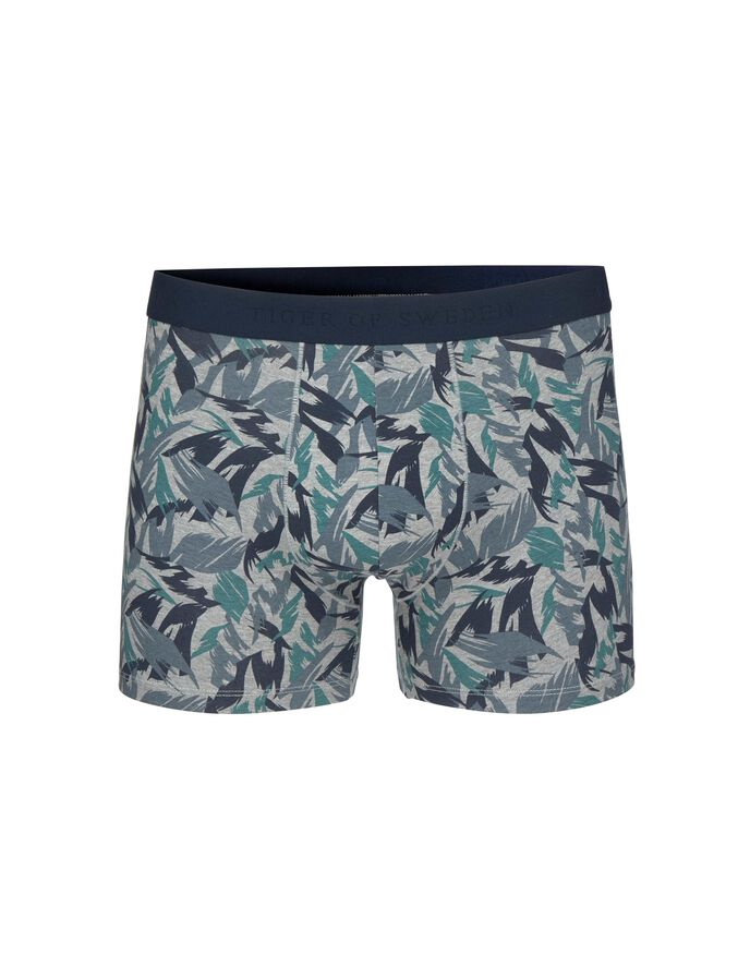 ANSGAR BOXERSHORTS in Grey melange from Tiger of Sweden