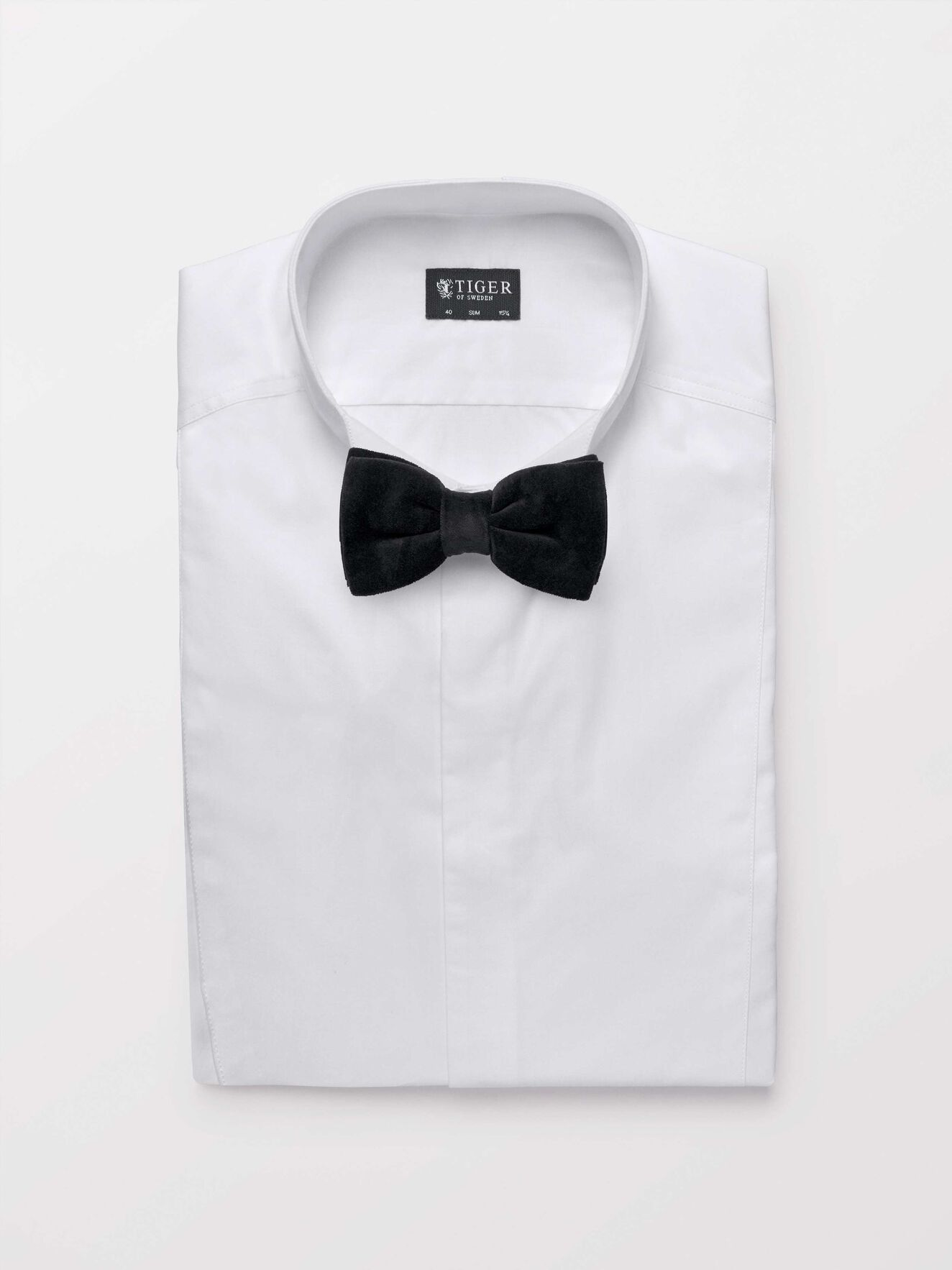 Banda Pr Bowtie in Black from Tiger of Sweden