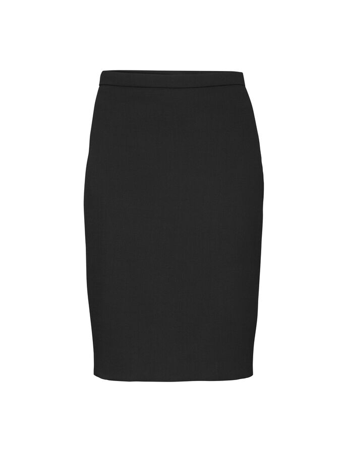 Braya skirt in Night Black from Tiger of Sweden