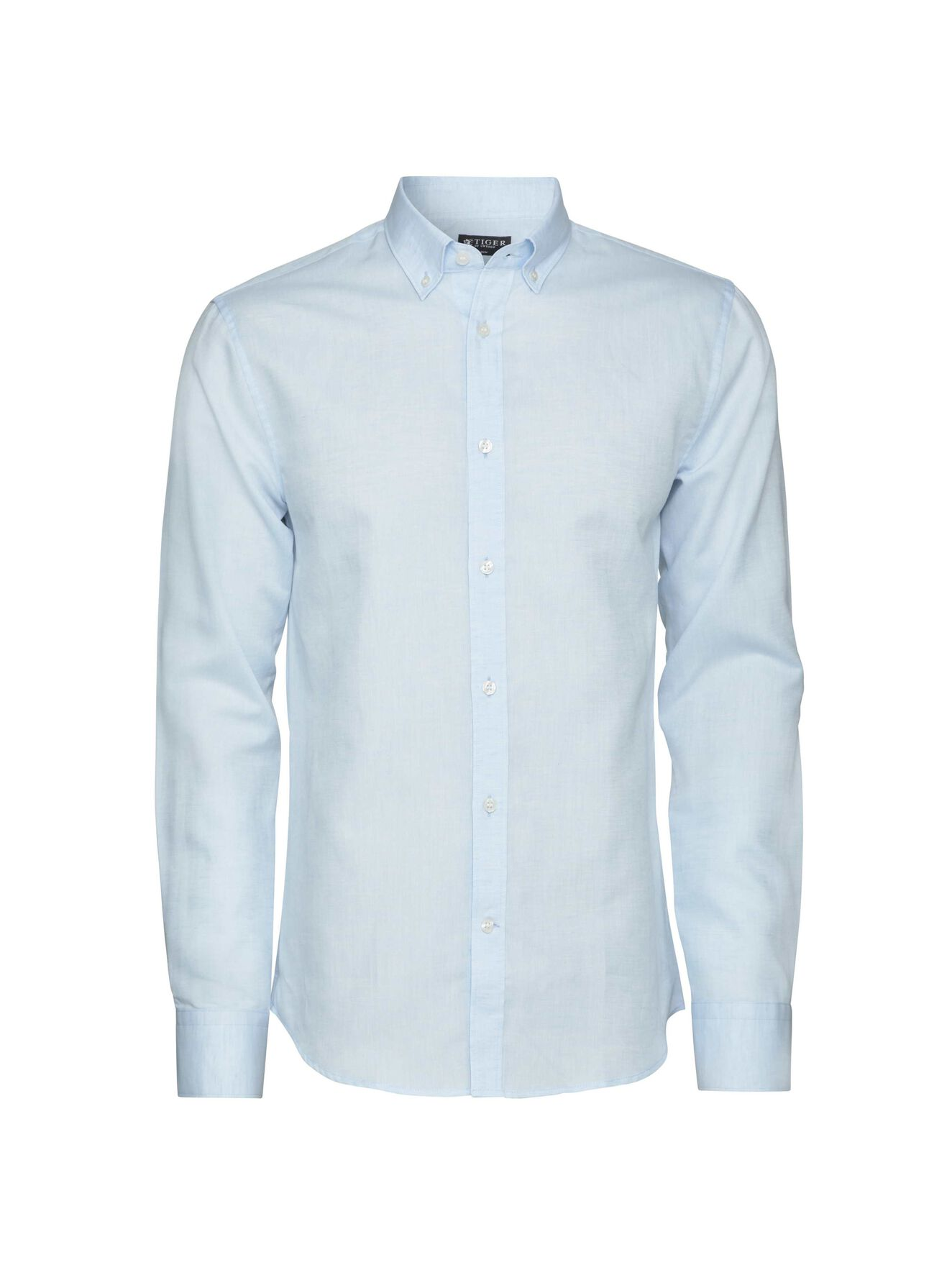 Donald Shirt in Blue Blush from Tiger of Sweden