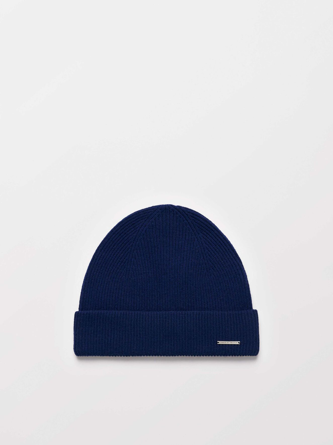 Halfo C Beanie in Outer Blue from Tiger of Sweden