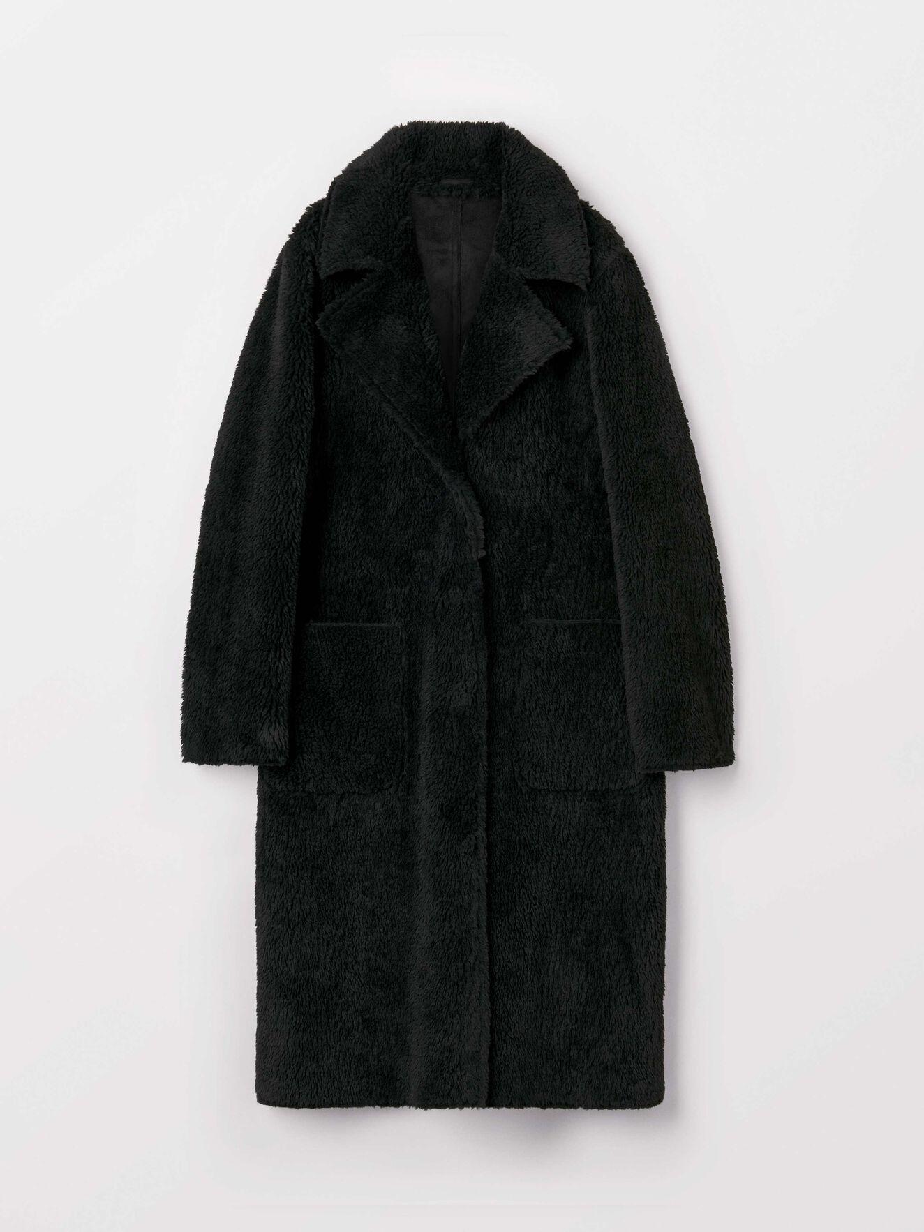 Zinnia Coat in Black from Tiger of Sweden