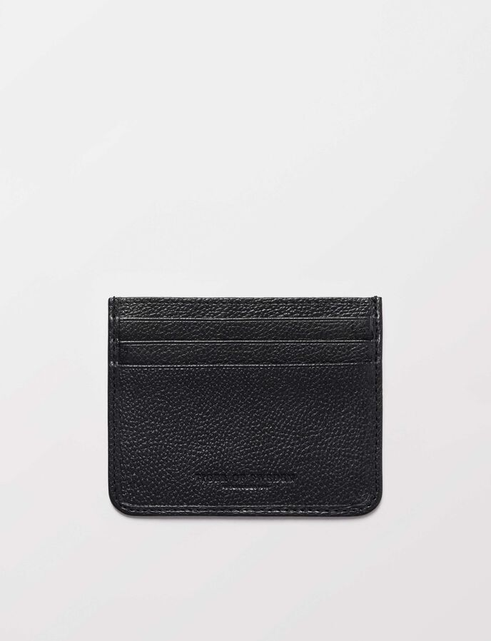 Gleizes card holder in Black from Tiger of Sweden
