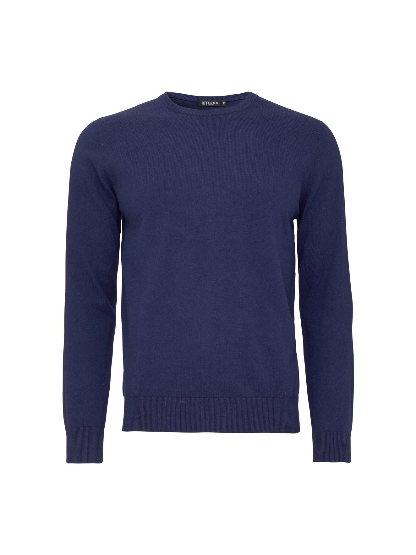 Matias CS pullover in Light Ink from Tiger of Sweden
