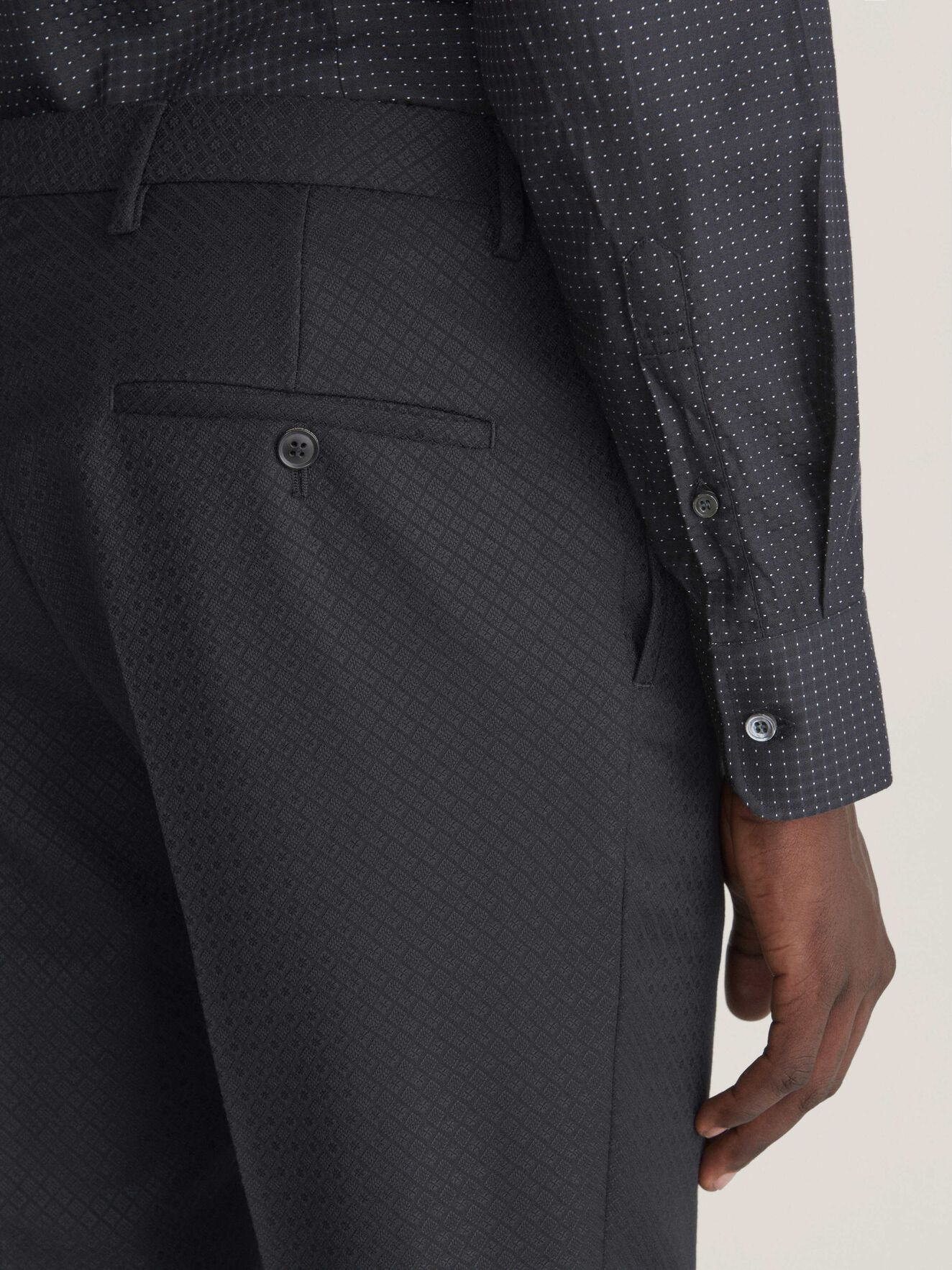 Tarpino Trousers in Black from Tiger of Sweden