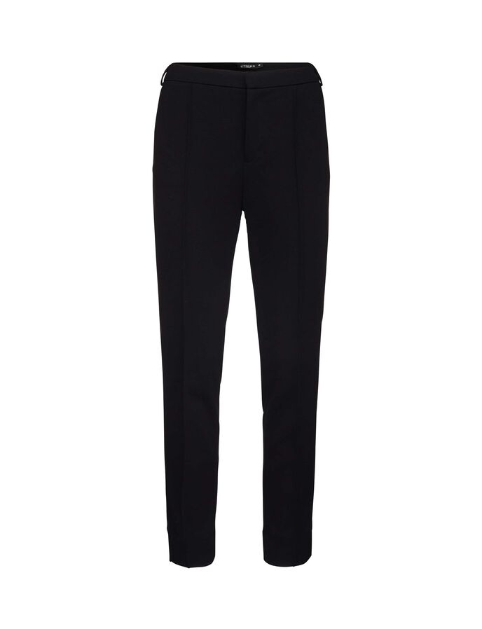 KADY SLIMFIT HOSE in Black from Tiger of Sweden