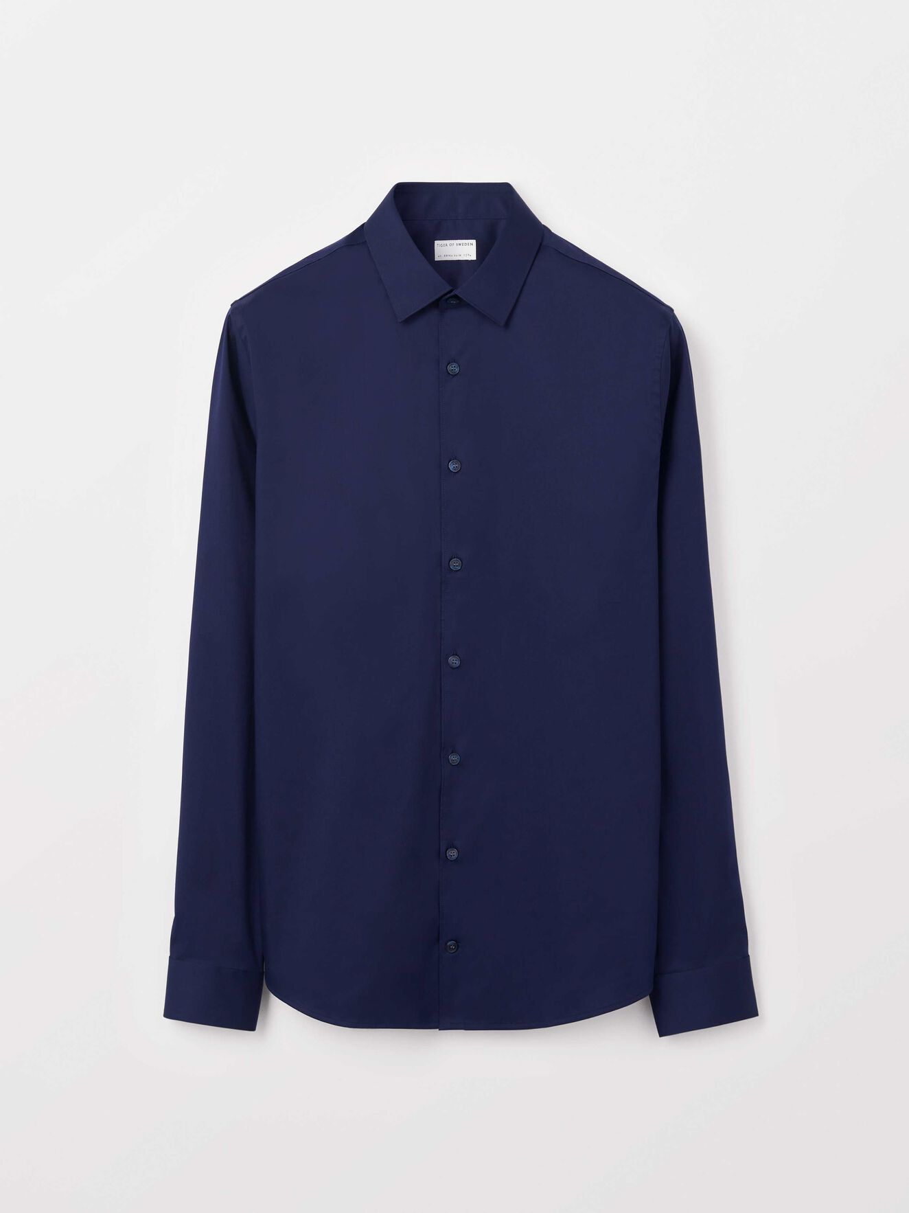 Filbrodie Shirt in Blue from Tiger of Sweden