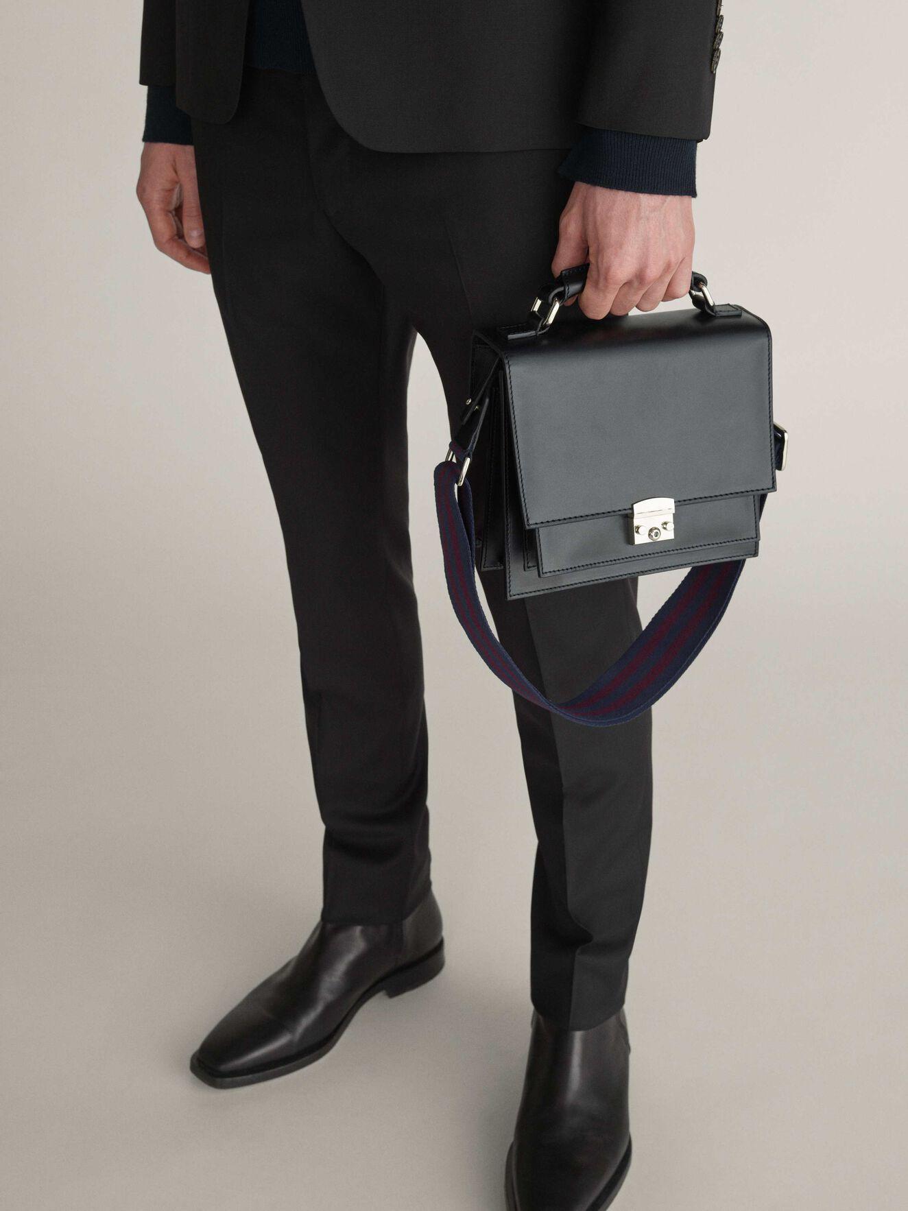 Welo Bag  in Black from Tiger of Sweden