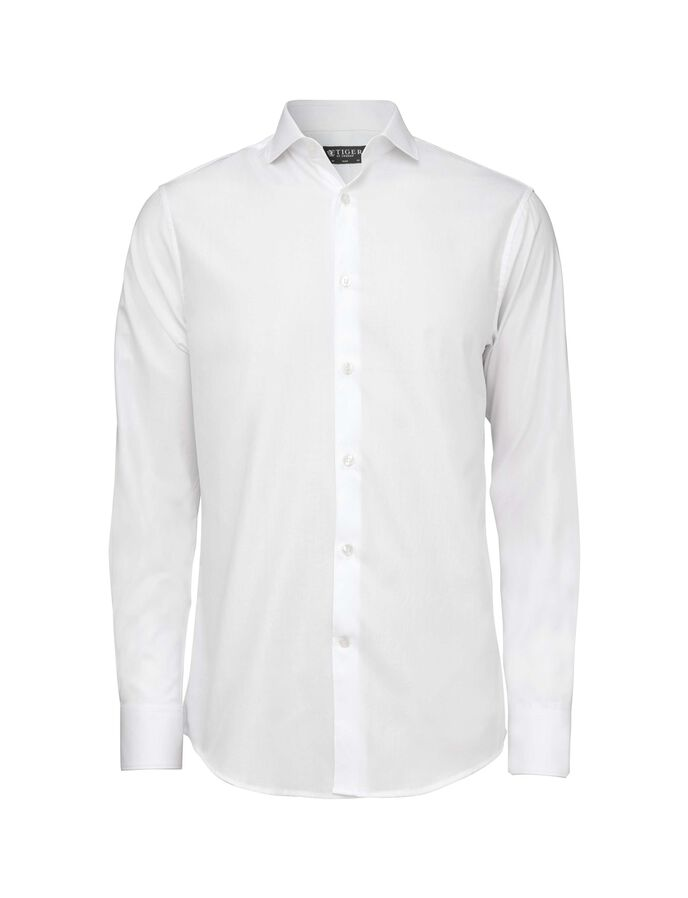 Farrell 5 shirt in White from Tiger of Sweden