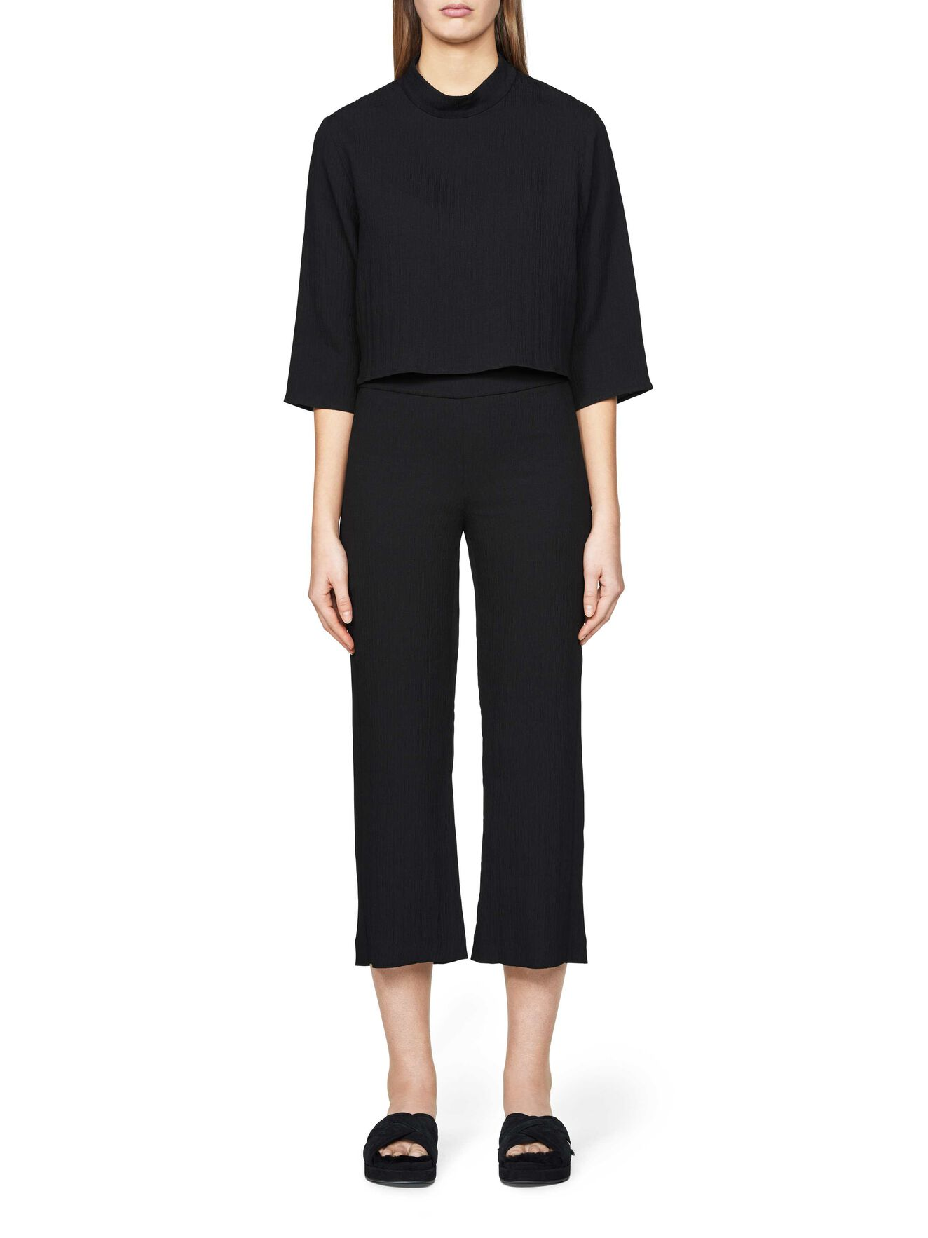Wonted trousers in Black from Tiger of Sweden