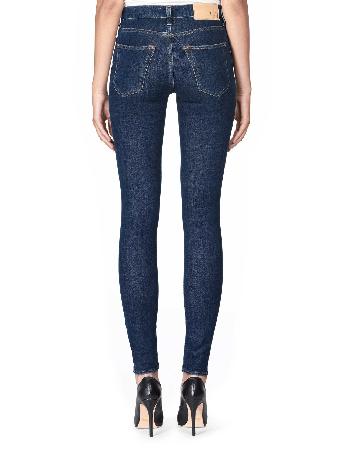 Kelly jeans in Dust blue from Tiger of Sweden