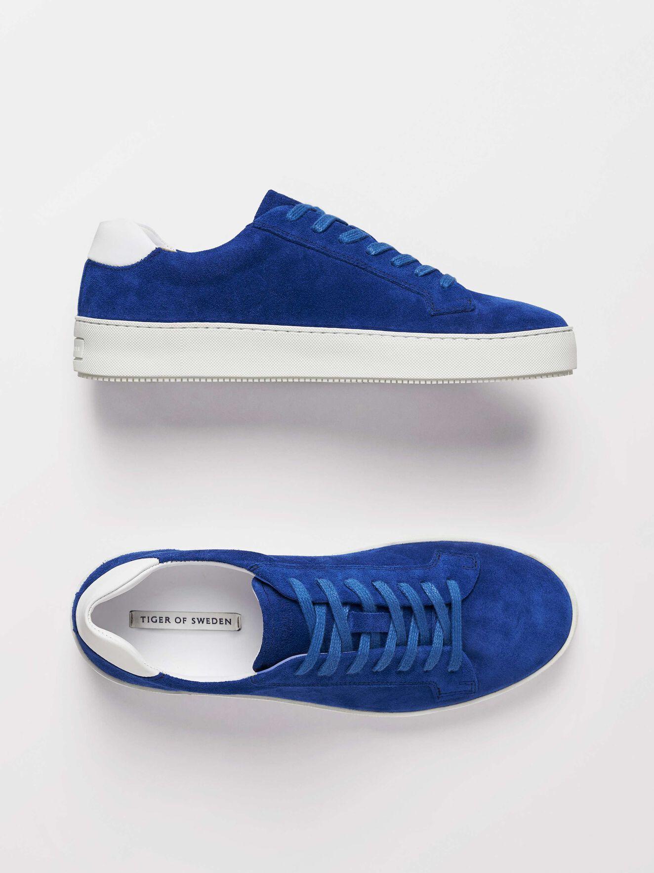 Salasi Sneakers in Deep Ocean Blue from Tiger of Sweden