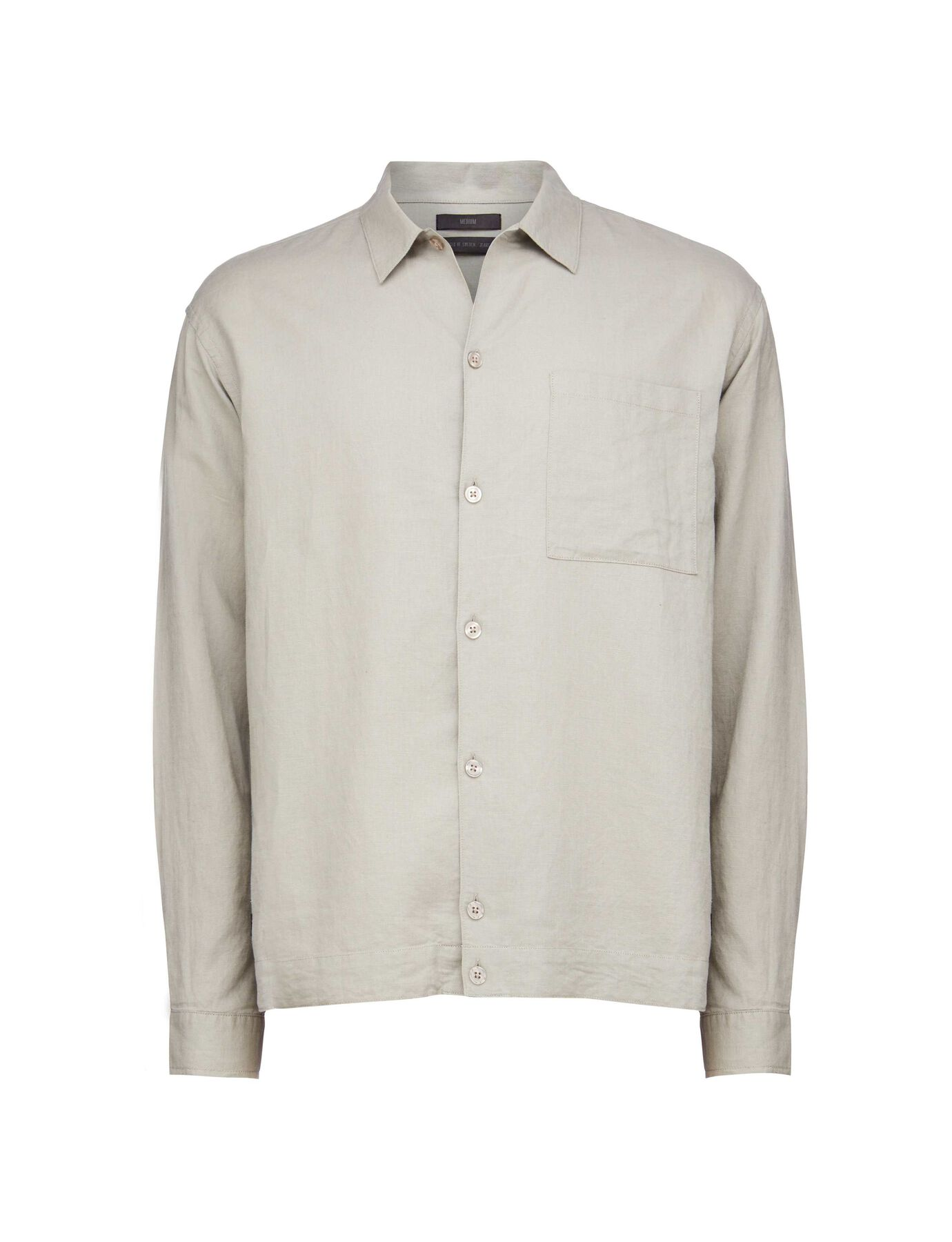 RUSTY SHIRT in Stone from Tiger of Sweden