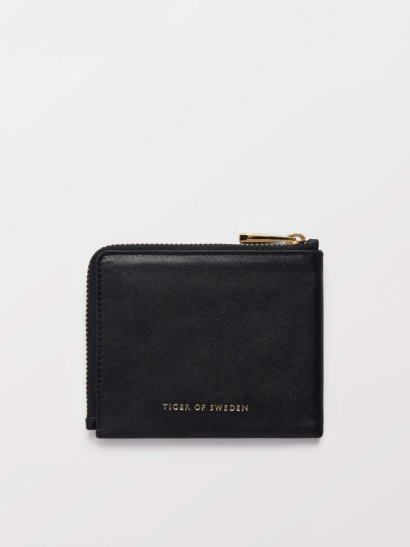 Wortafo Wallet in Black from Tiger of Sweden