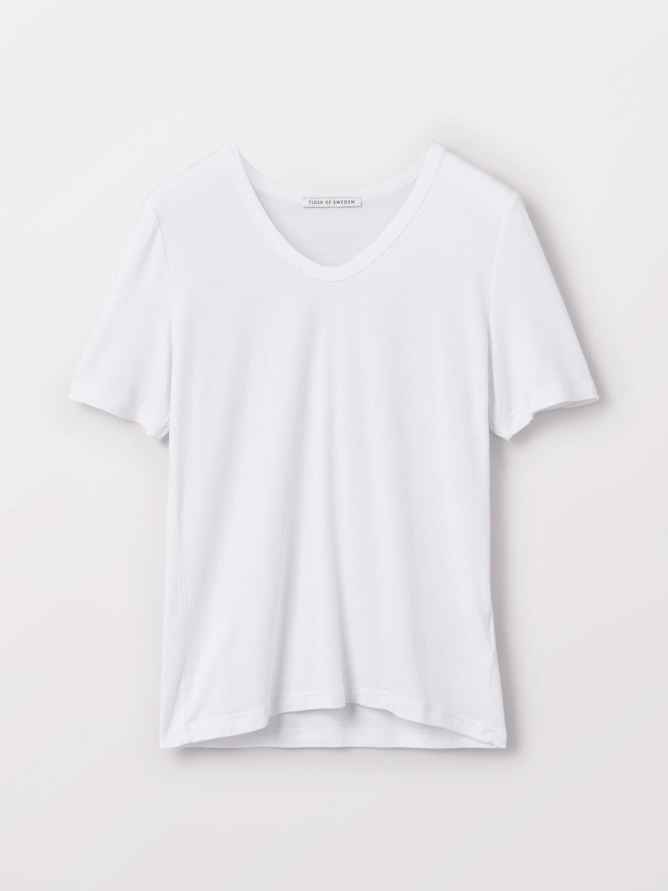 Hapa T-Shirt in Pure white from Tiger of Sweden