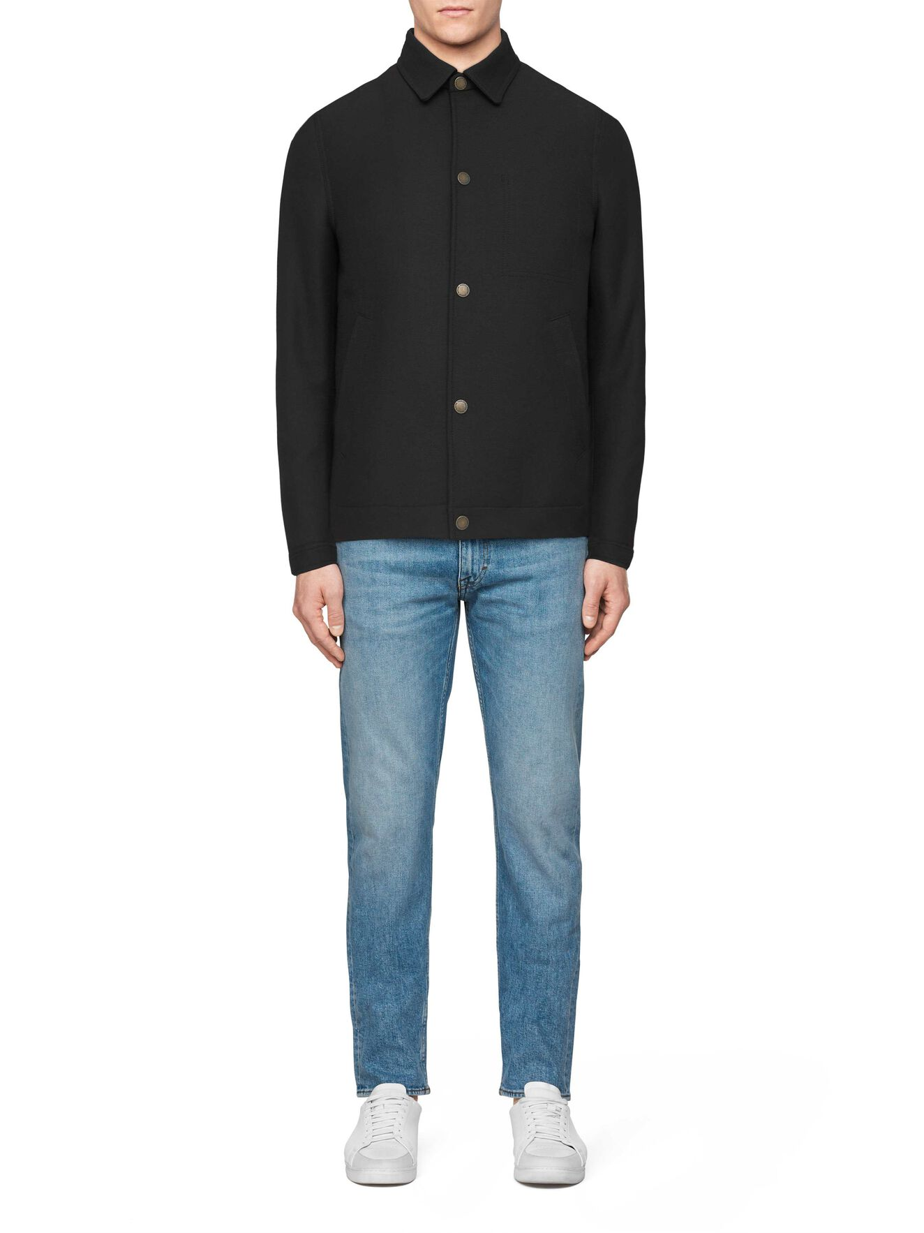 Kempes Blazer in Black from Tiger of Sweden