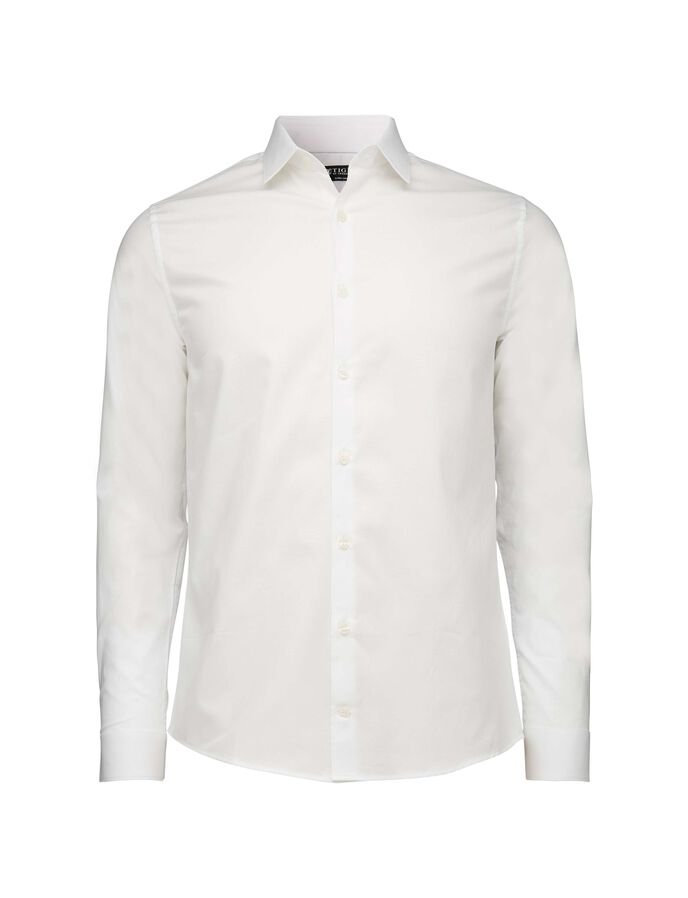 Brodie shirt in Pure white from Tiger of Sweden