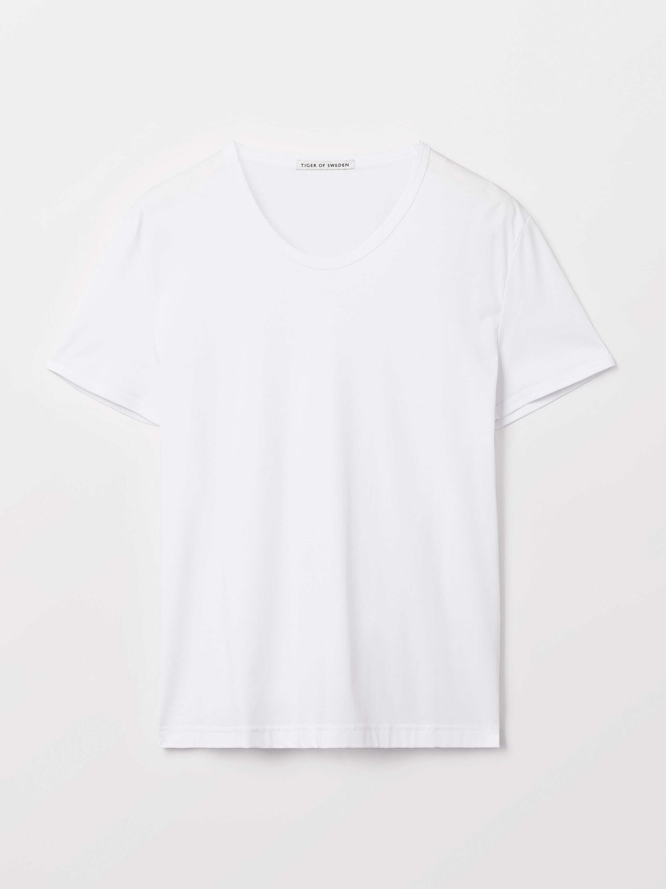 Daxx T-Shirt in Pure white from Tiger of Sweden