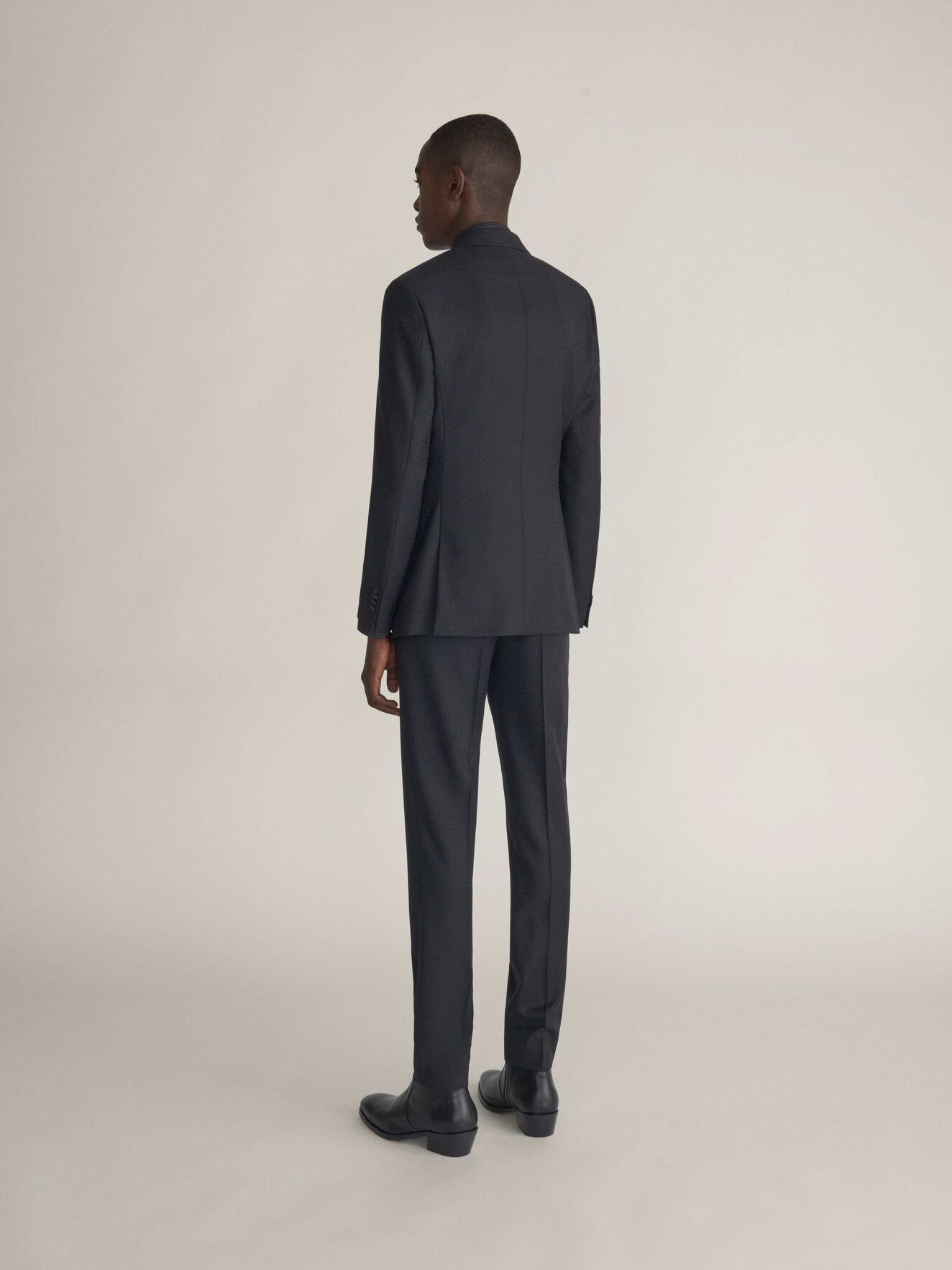 2018 Blazer in Black from Tiger of Sweden