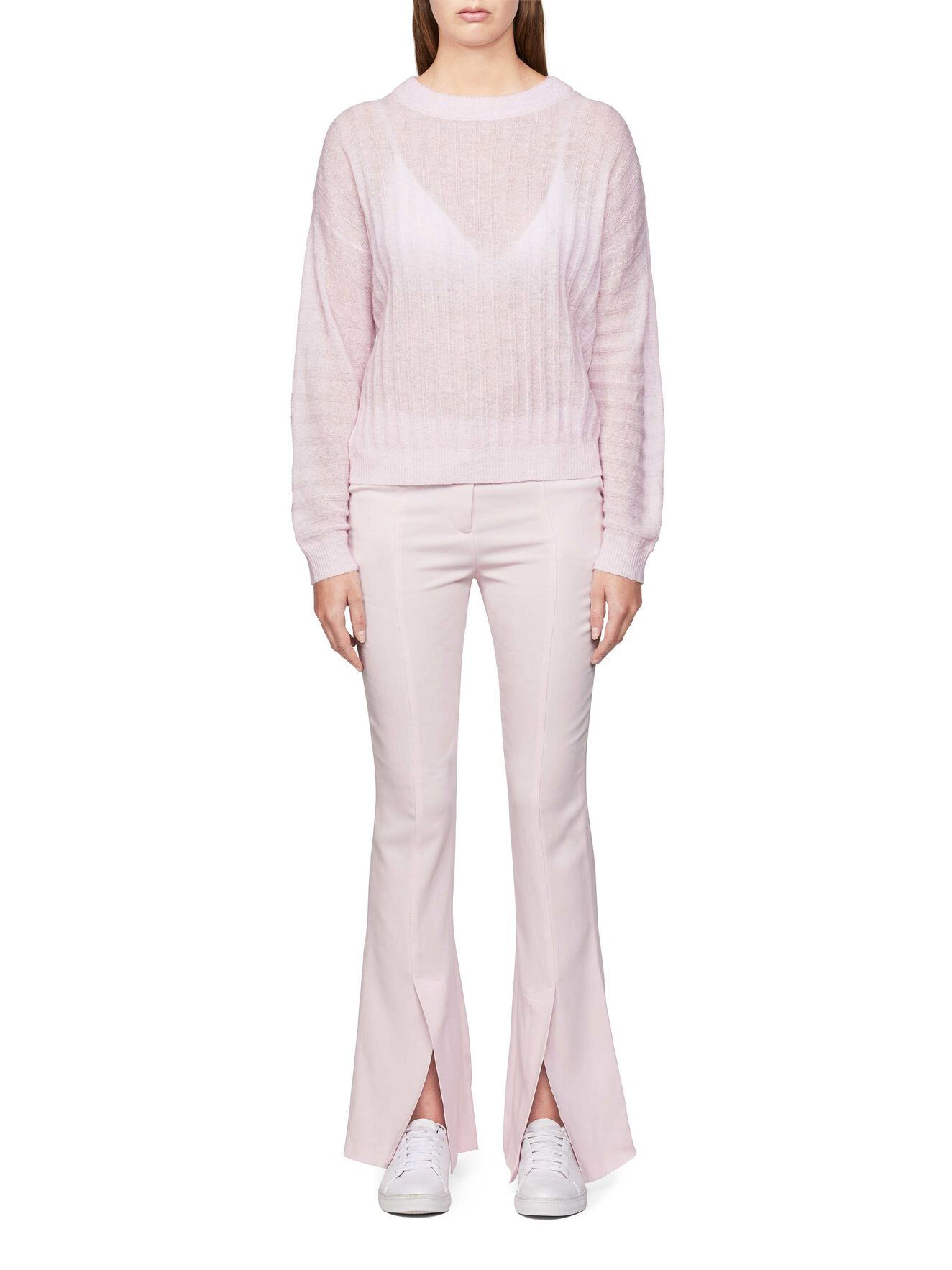 Galya Pullover in Pale Pink from Tiger of Sweden