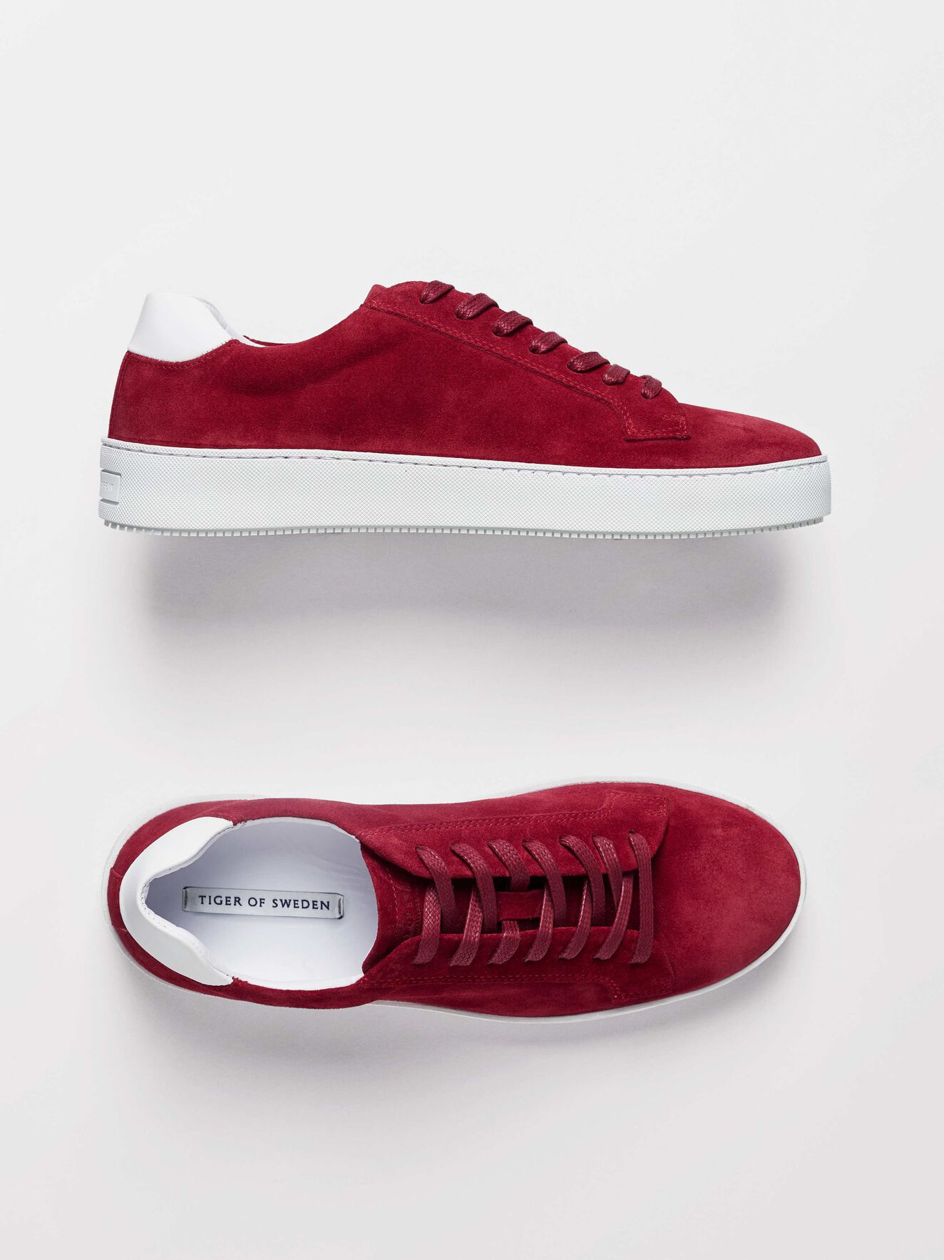 Salasi S Sneakers in Light Red from Tiger of Sweden