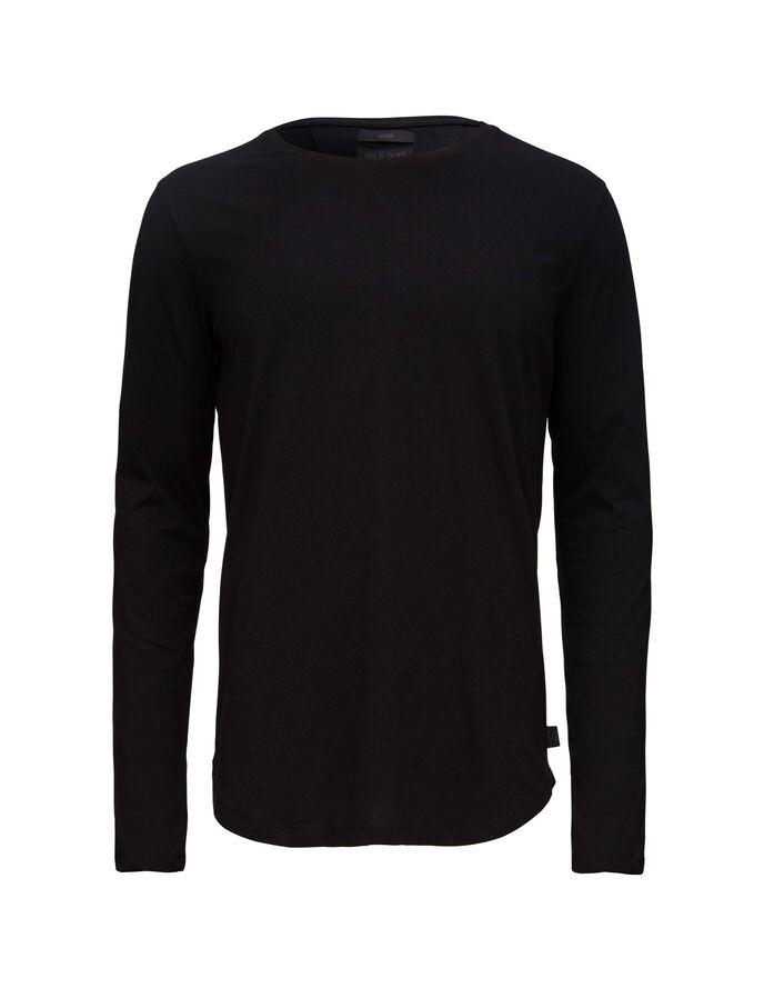 GRIND T-SHIRT in Black from Tiger of Sweden