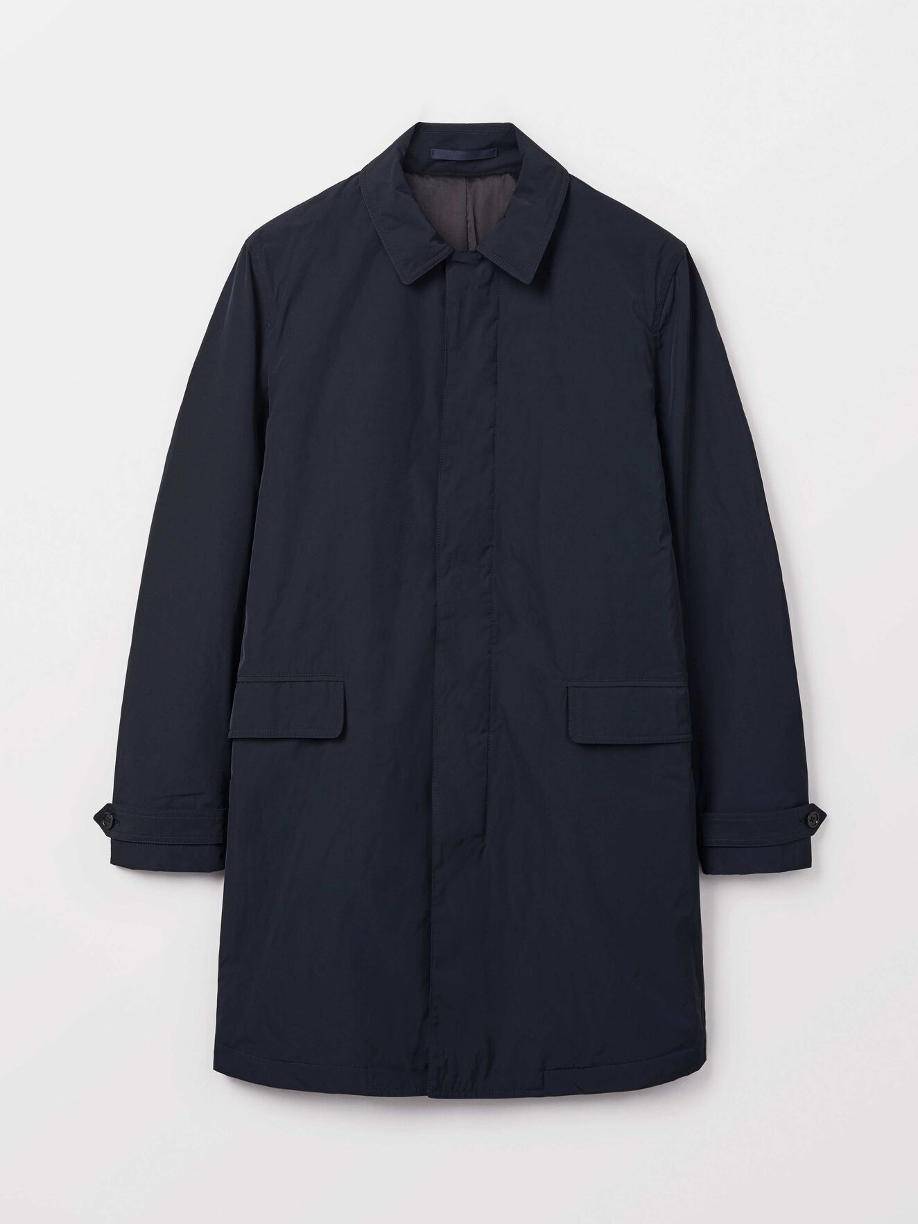 Carsan Coat in Light Ink from Tiger of Sweden