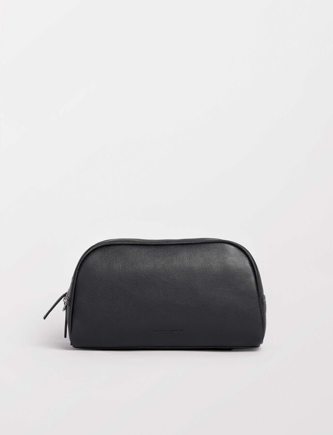 Bonardi Kulturtasche in Black from Tiger of Sweden