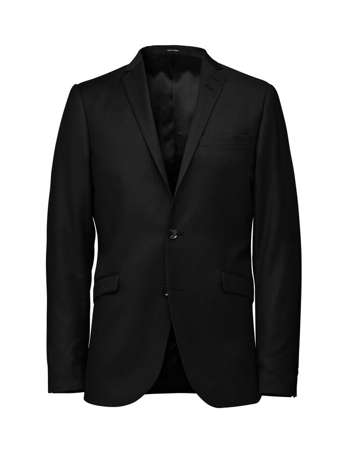Harrie blazer (Short size) in Black from Tiger of Sweden