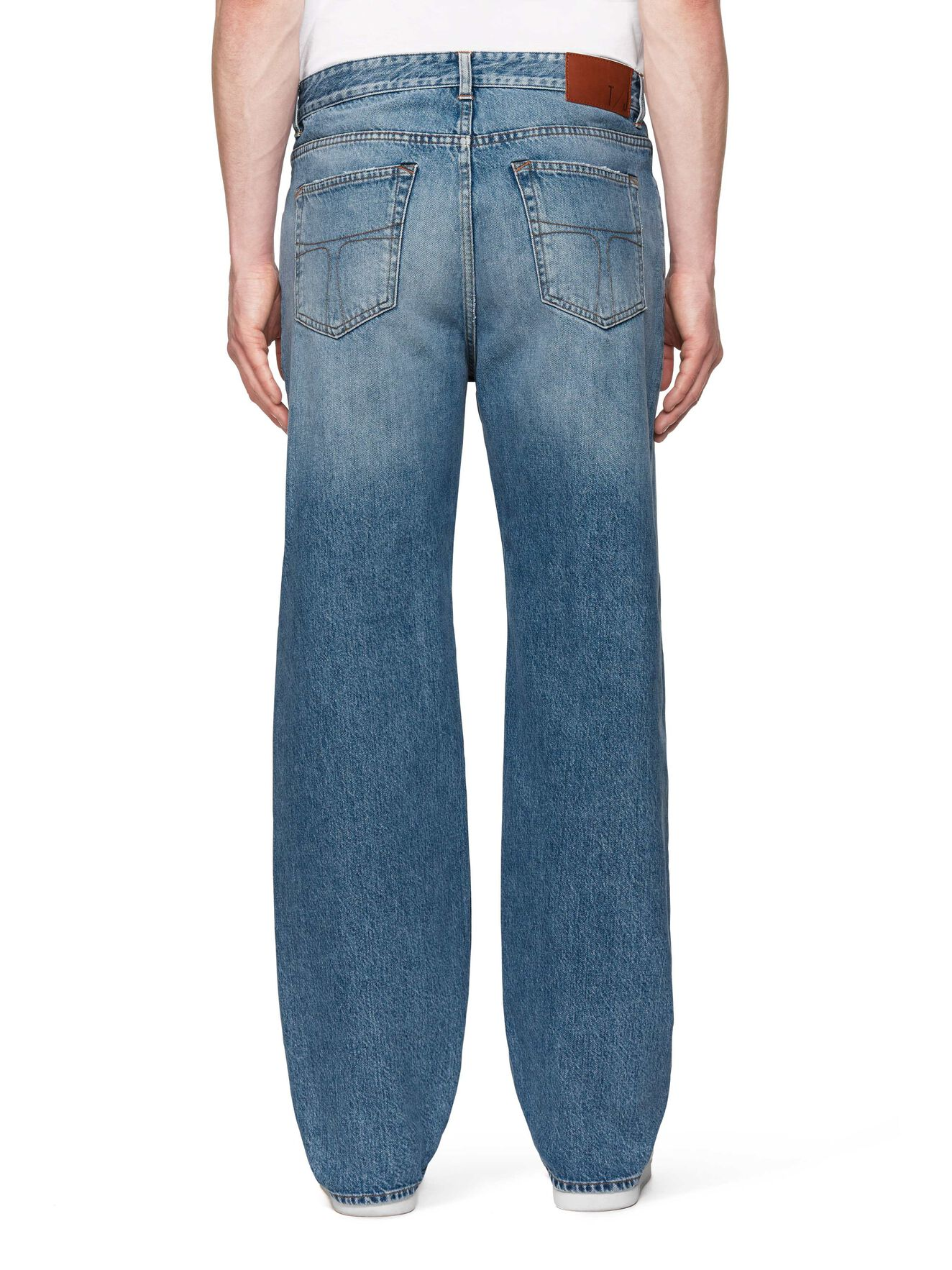 Big Jeans in Light blue from Tiger of Sweden